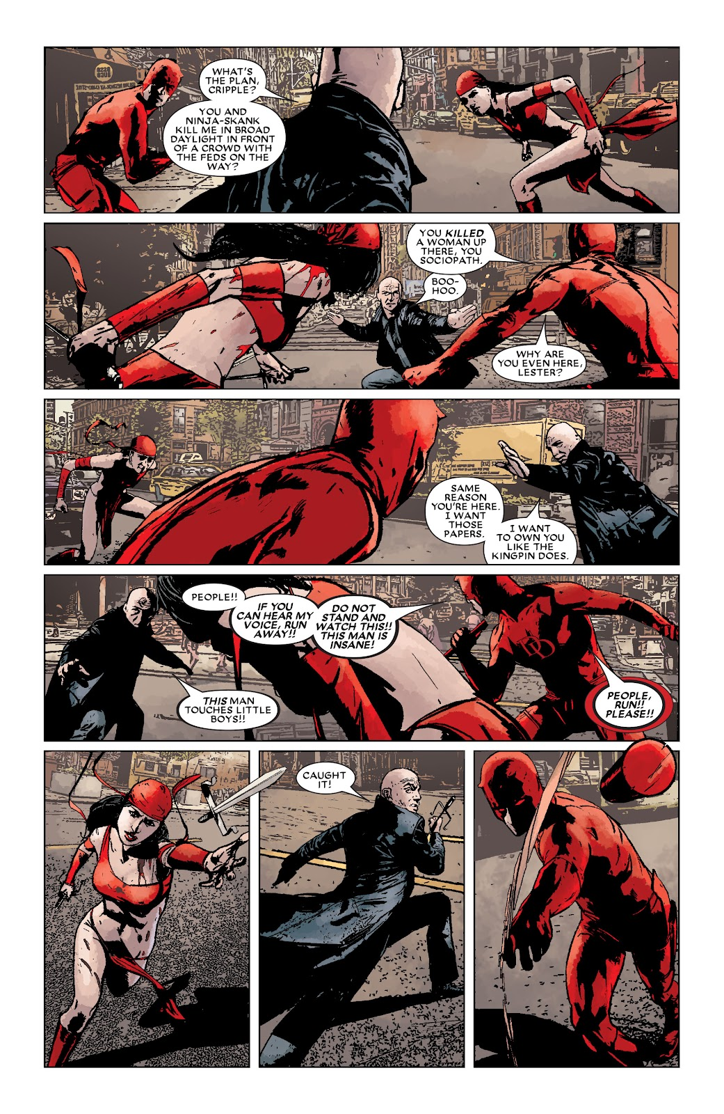 Read online Daredevil (1998) comic -  Issue # _Ultimate_Collection TPB 3 (Part 3) - 98