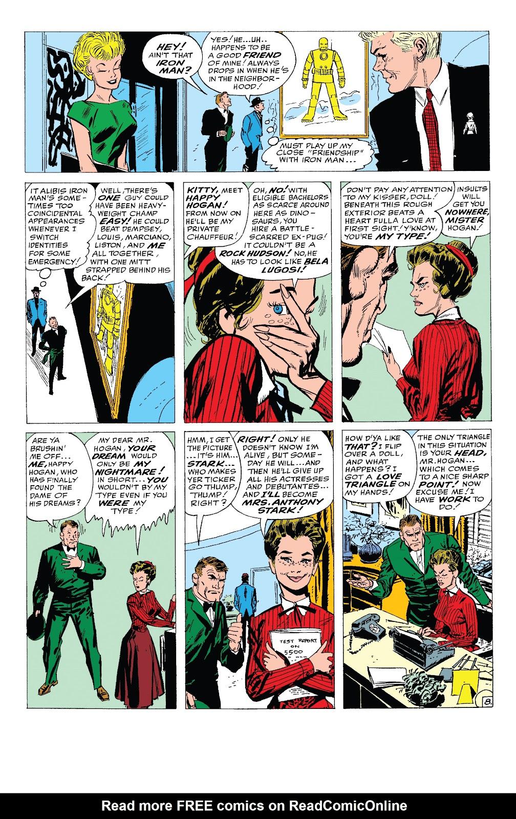 Read online Marvel Tales: Iron Man comic -  Issue # Full - 27