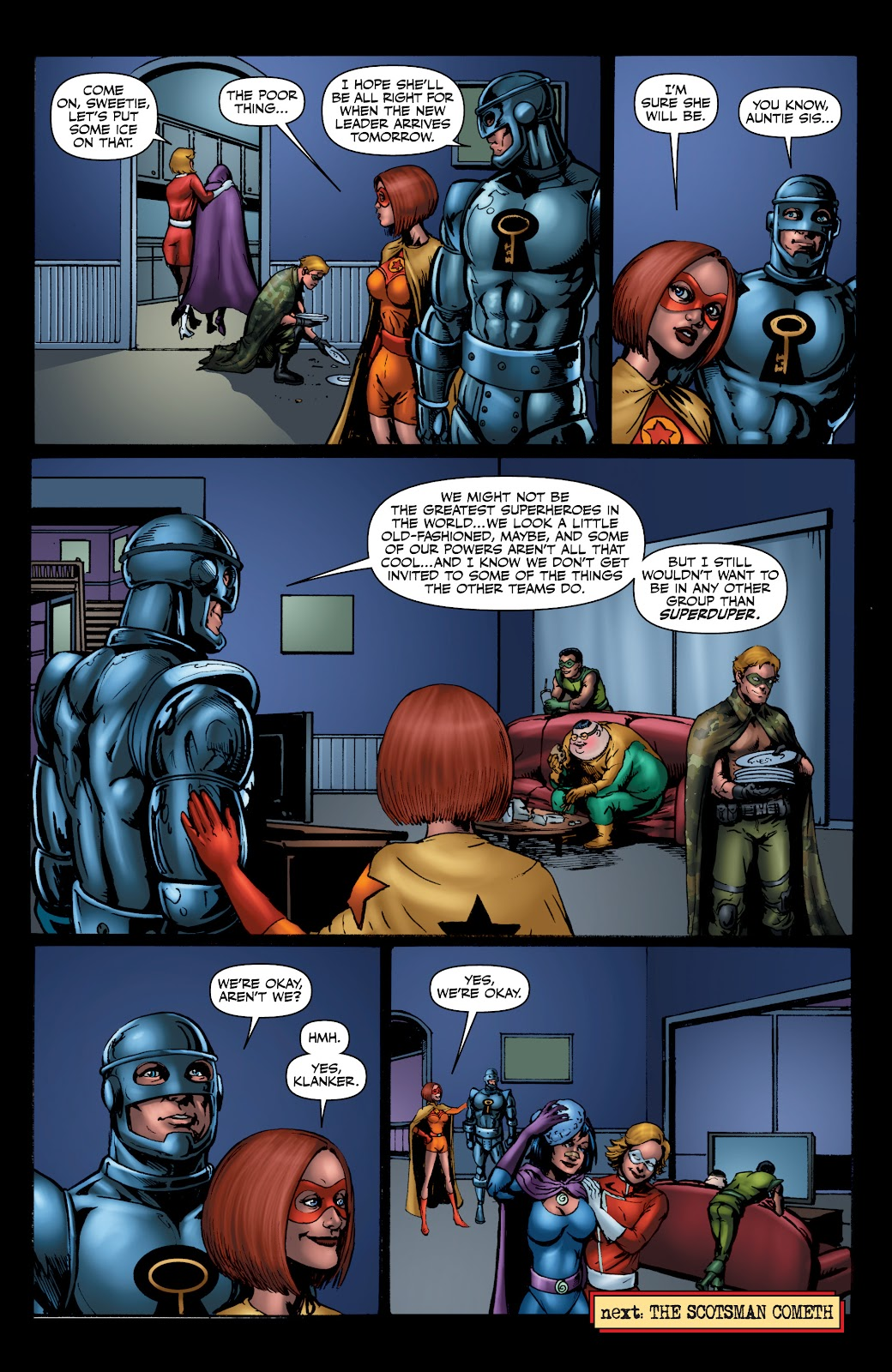 Read online The Boys Omnibus comic -  Issue # TPB 4 (Part 1) - 52