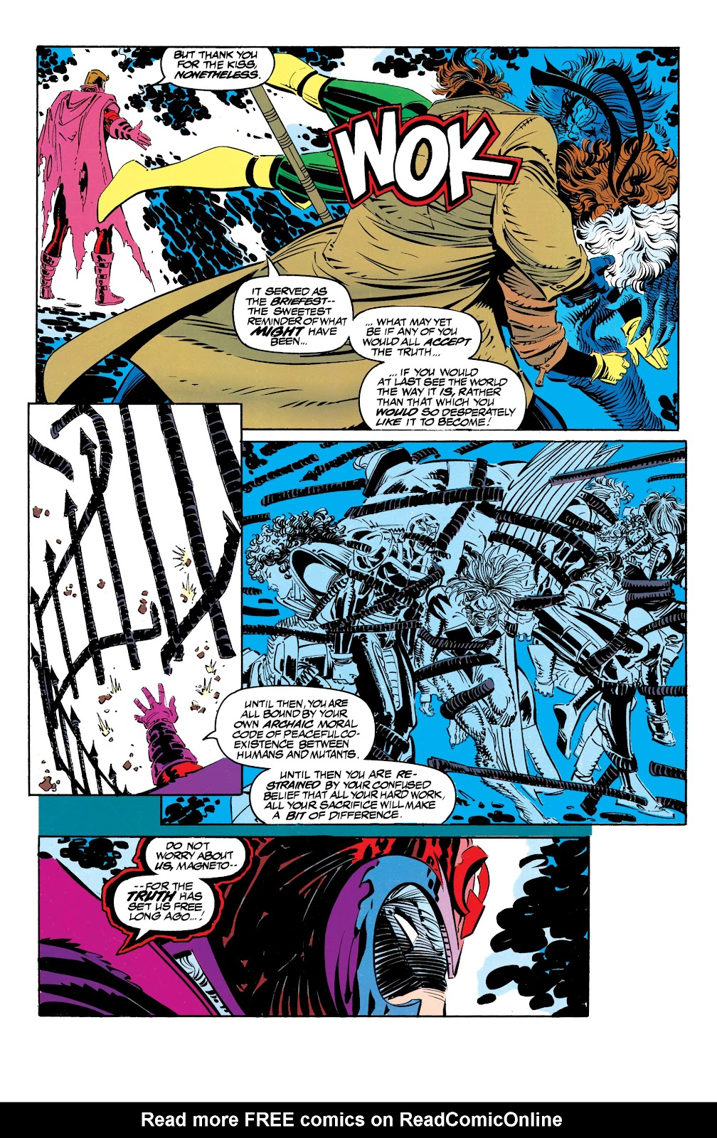 Uncanny X-Men (1963) issue 304 - Page 37