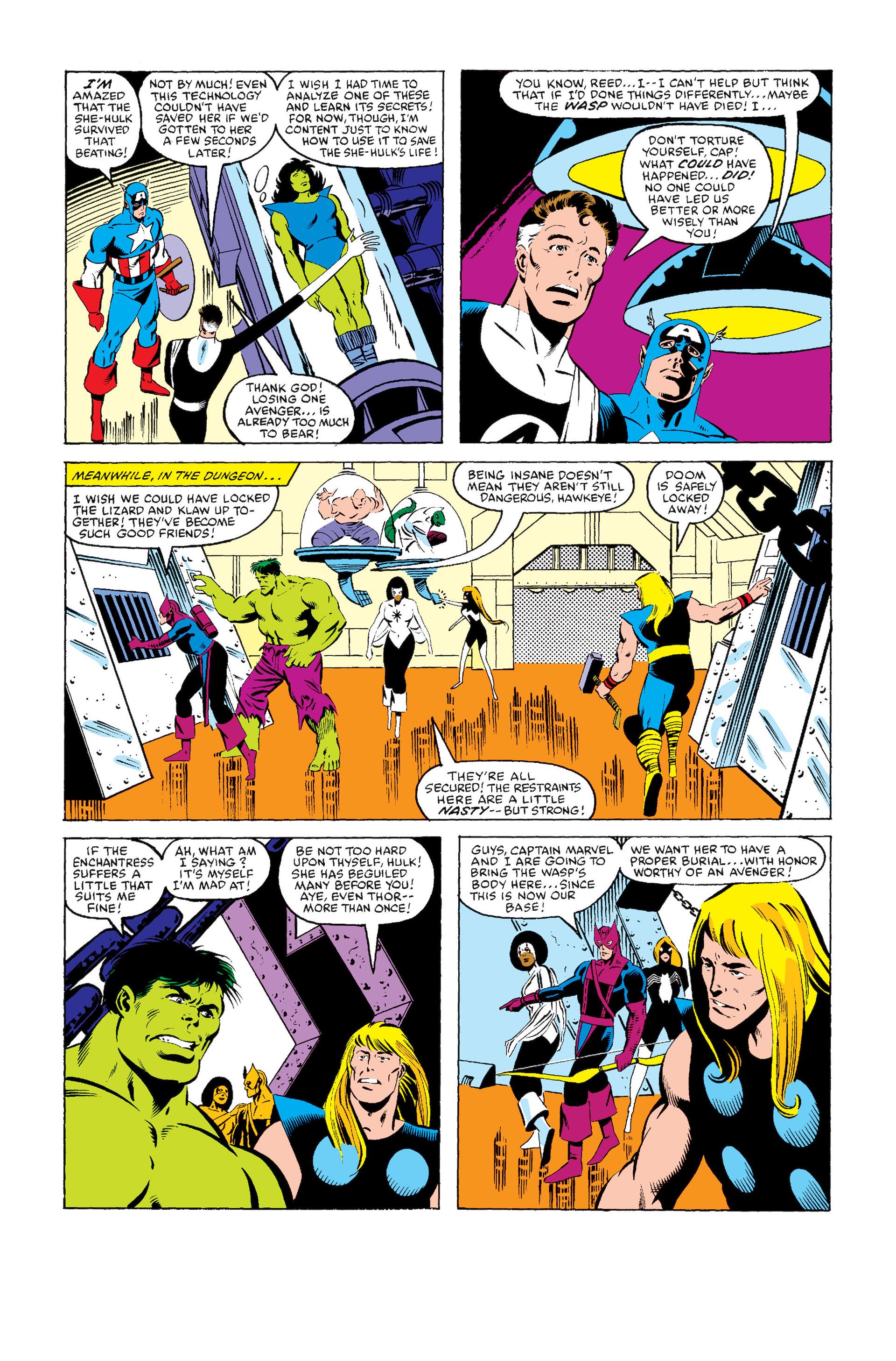 Read online Secret Wars (1985) comic -  Issue #8 - 21