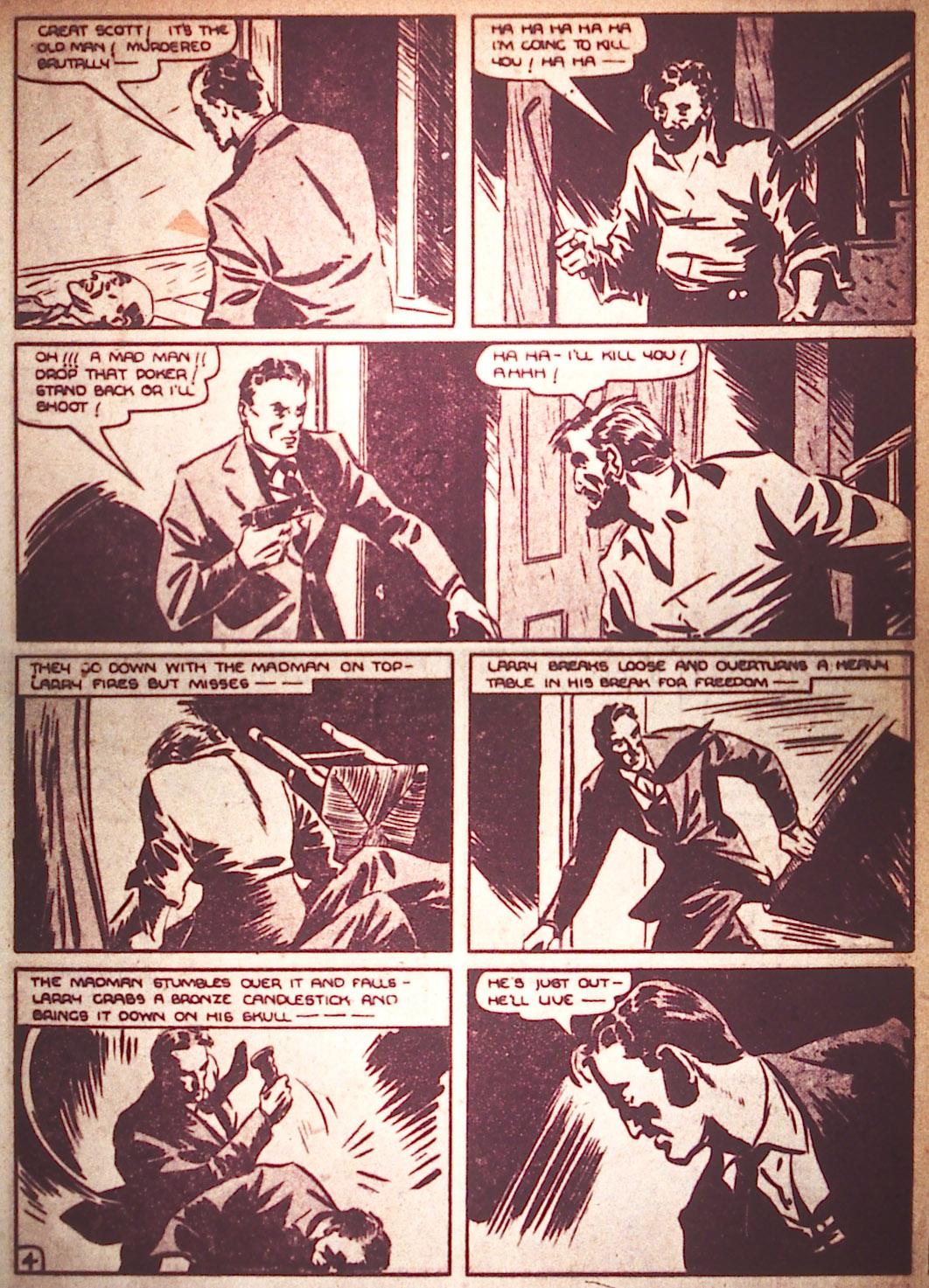 Read online Detective Comics (1937) comic -  Issue #22 - 19