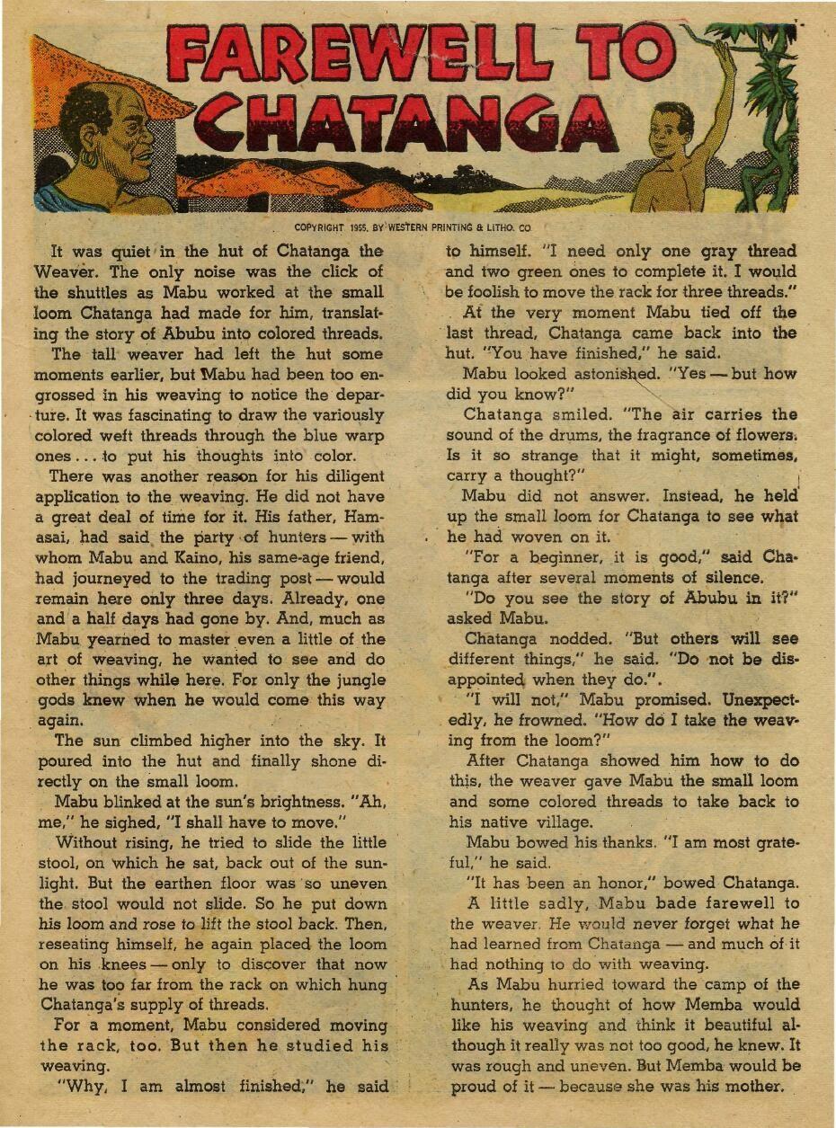 Tarzan (1948) issue 72 - Page 27
