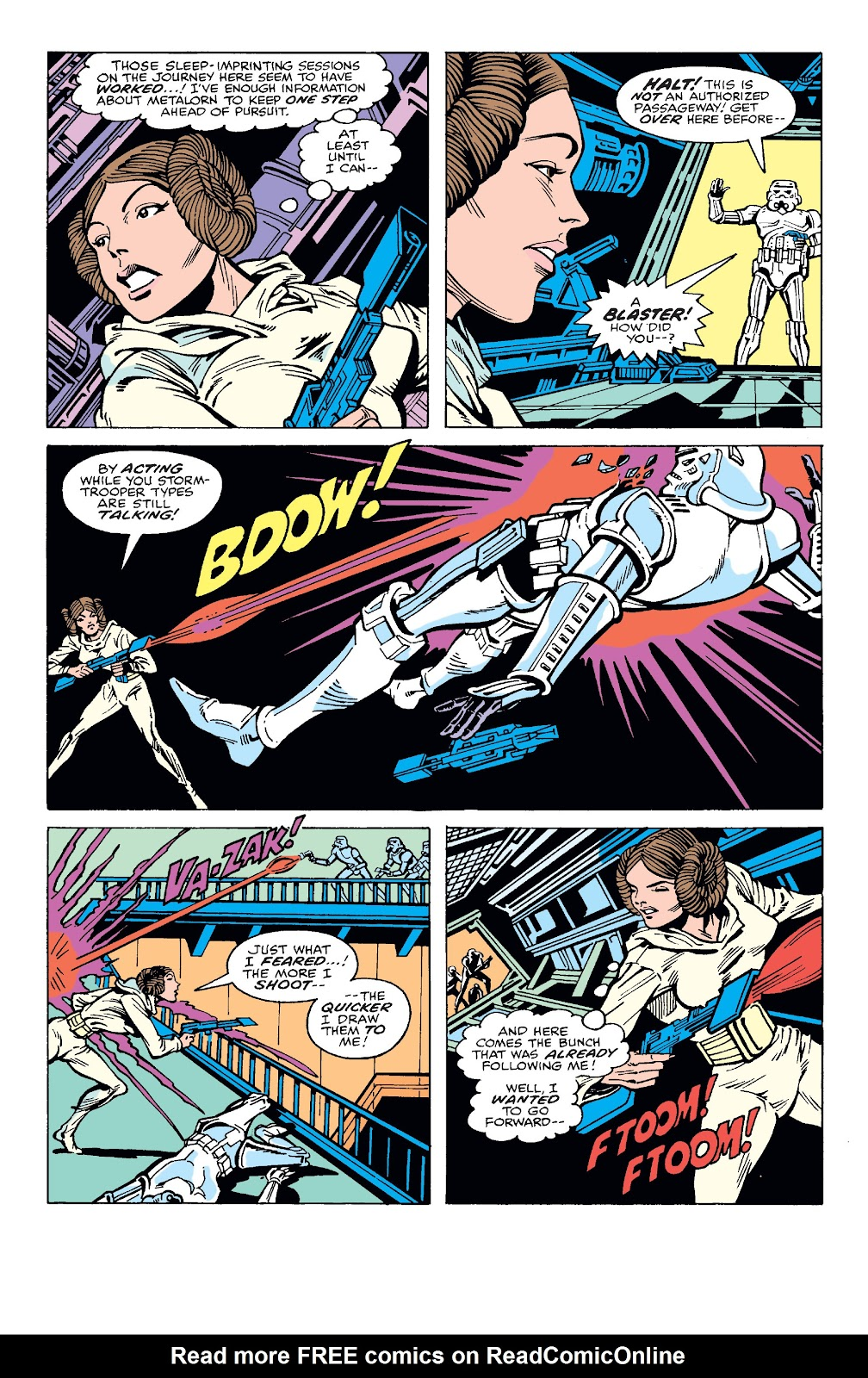 Read online Star Wars Legends: The Original Marvel Years - Epic Collection comic -  Issue # TPB 2 (Part 2) - 20