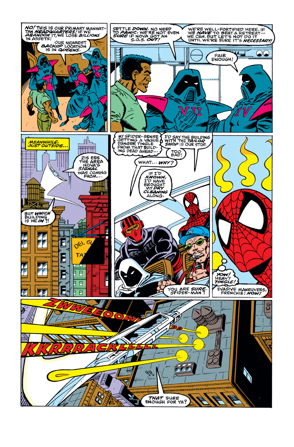 The Amazing Spider-Man (1963) 356 Page 8