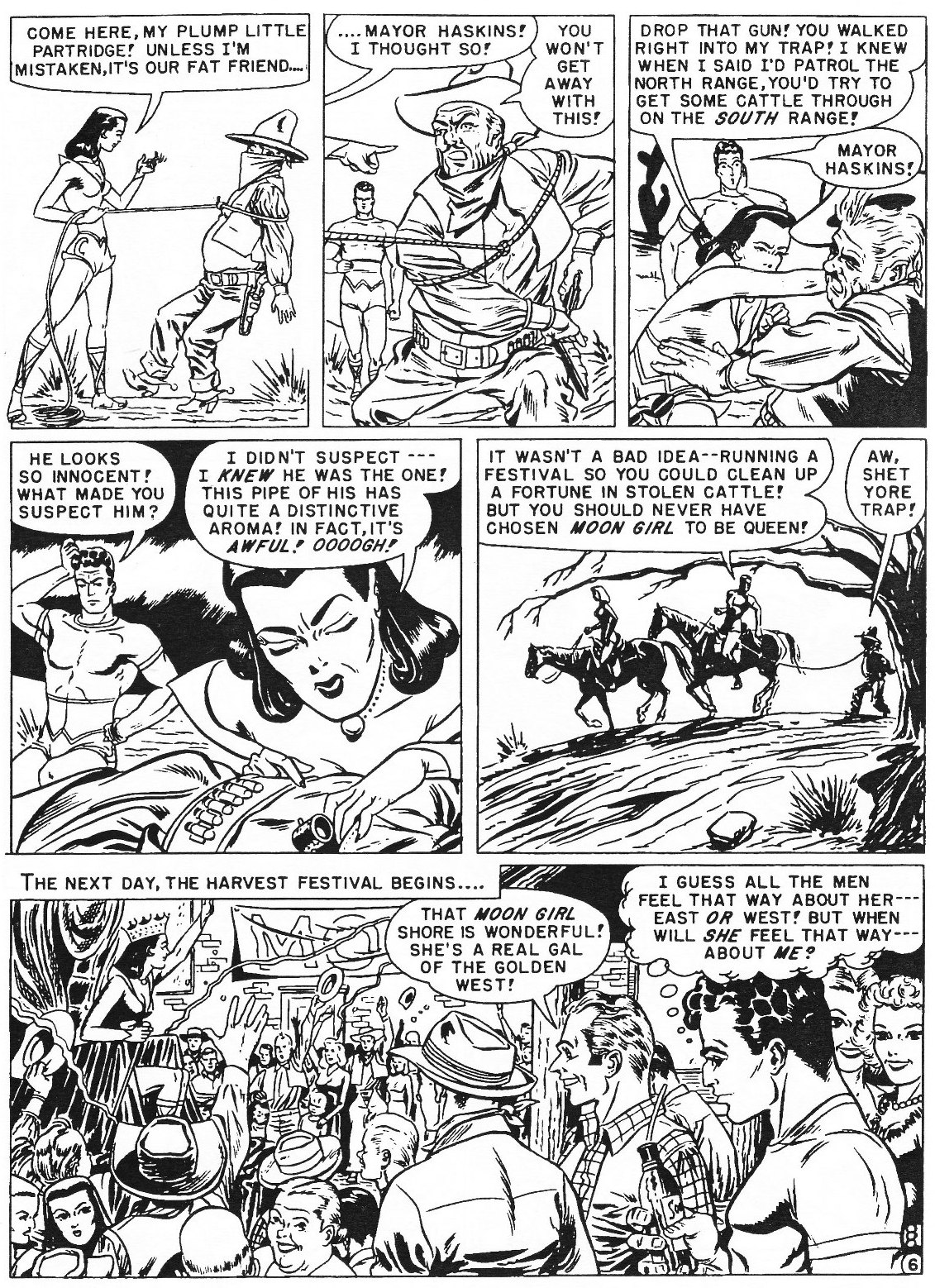 Read online Men of Mystery Comics comic -  Issue #82 - 40