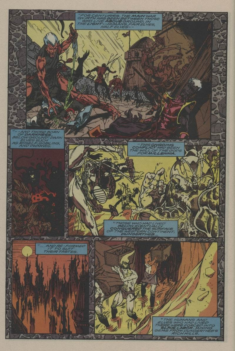 Excalibur (1988) issue Annual 1 - Page 17