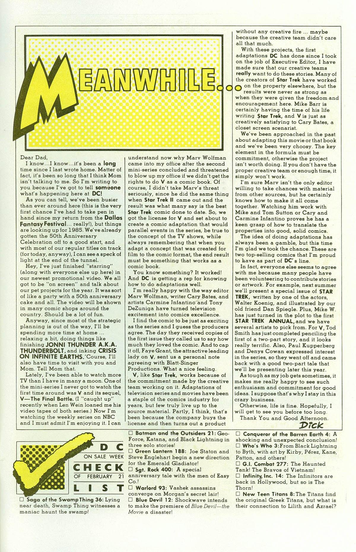 Read online Sgt. Rock comic -  Issue #400 - 34