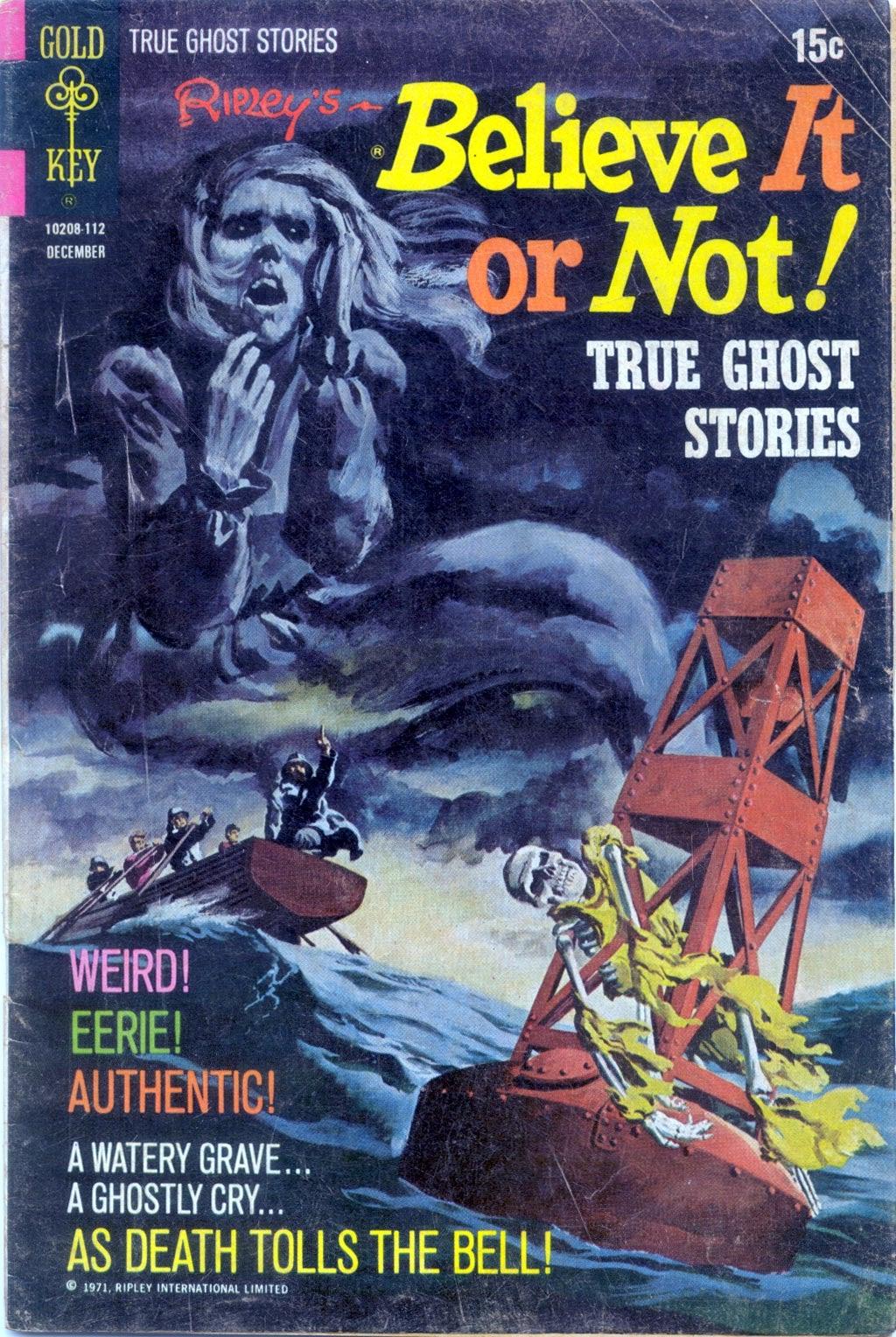 Ripleys Believe it or Not! (1965) 30 Page 1