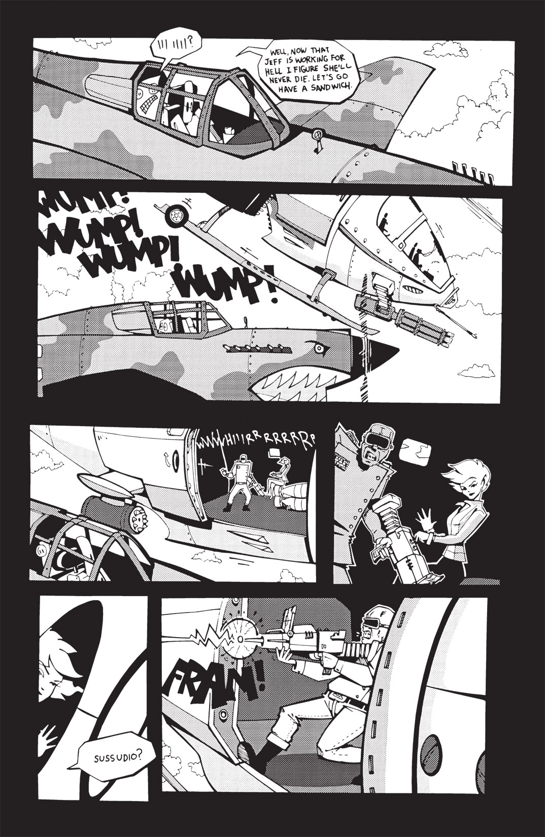 Read online Scud: The Disposable Assassin: The Whole Shebang comic -  Issue # TPB (Part 2) - 241