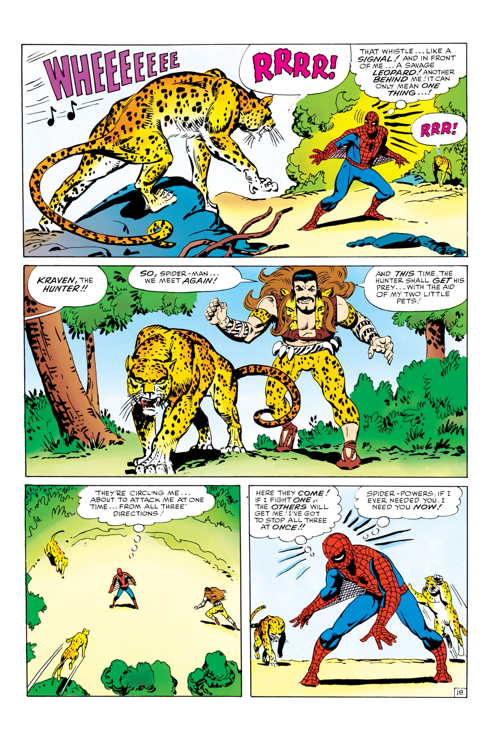 The Amazing Spider-Man (1963) _Annual_1 Page 18