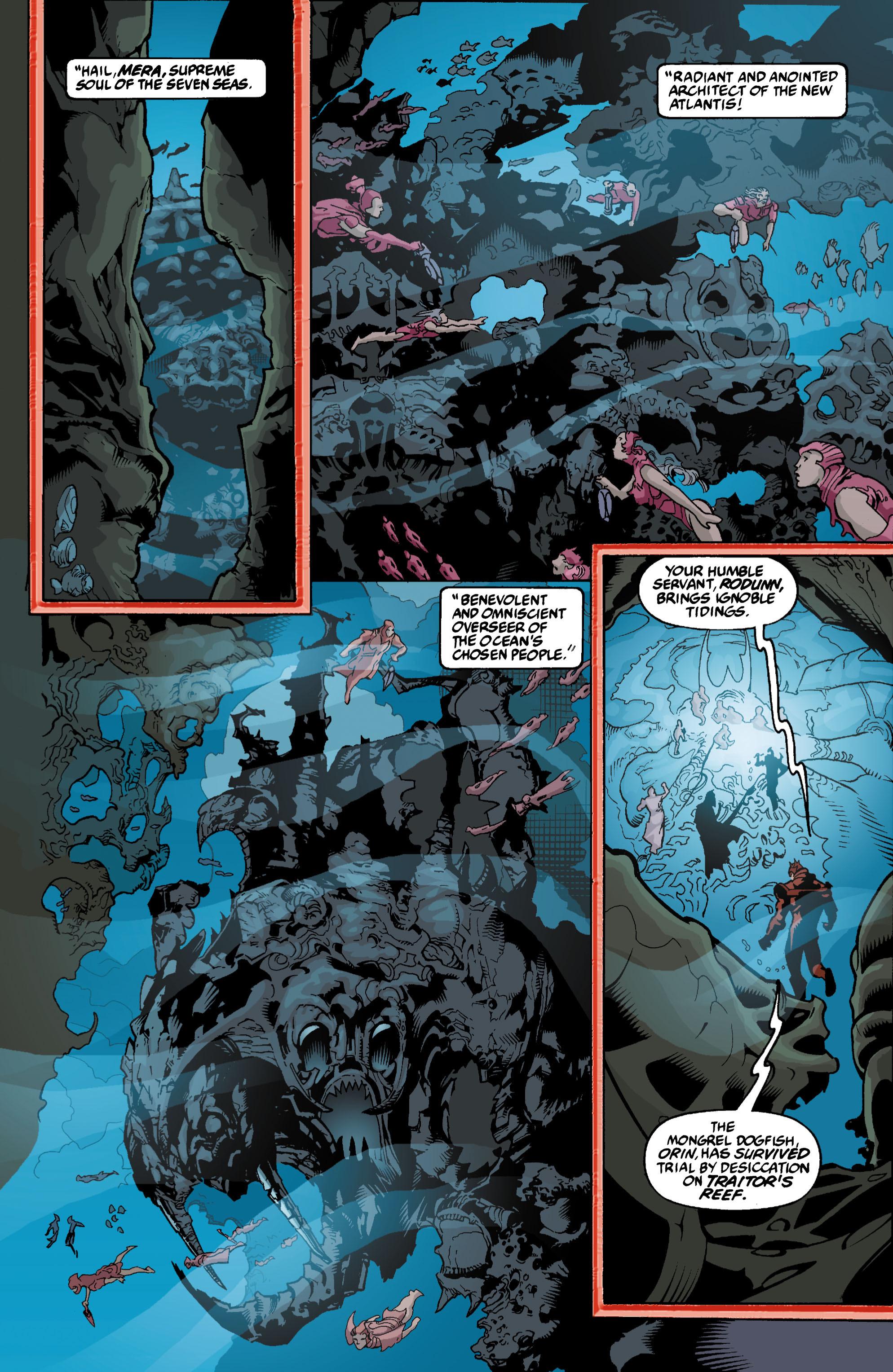 Read online Aquaman (2003) comic -  Issue #3 - 2