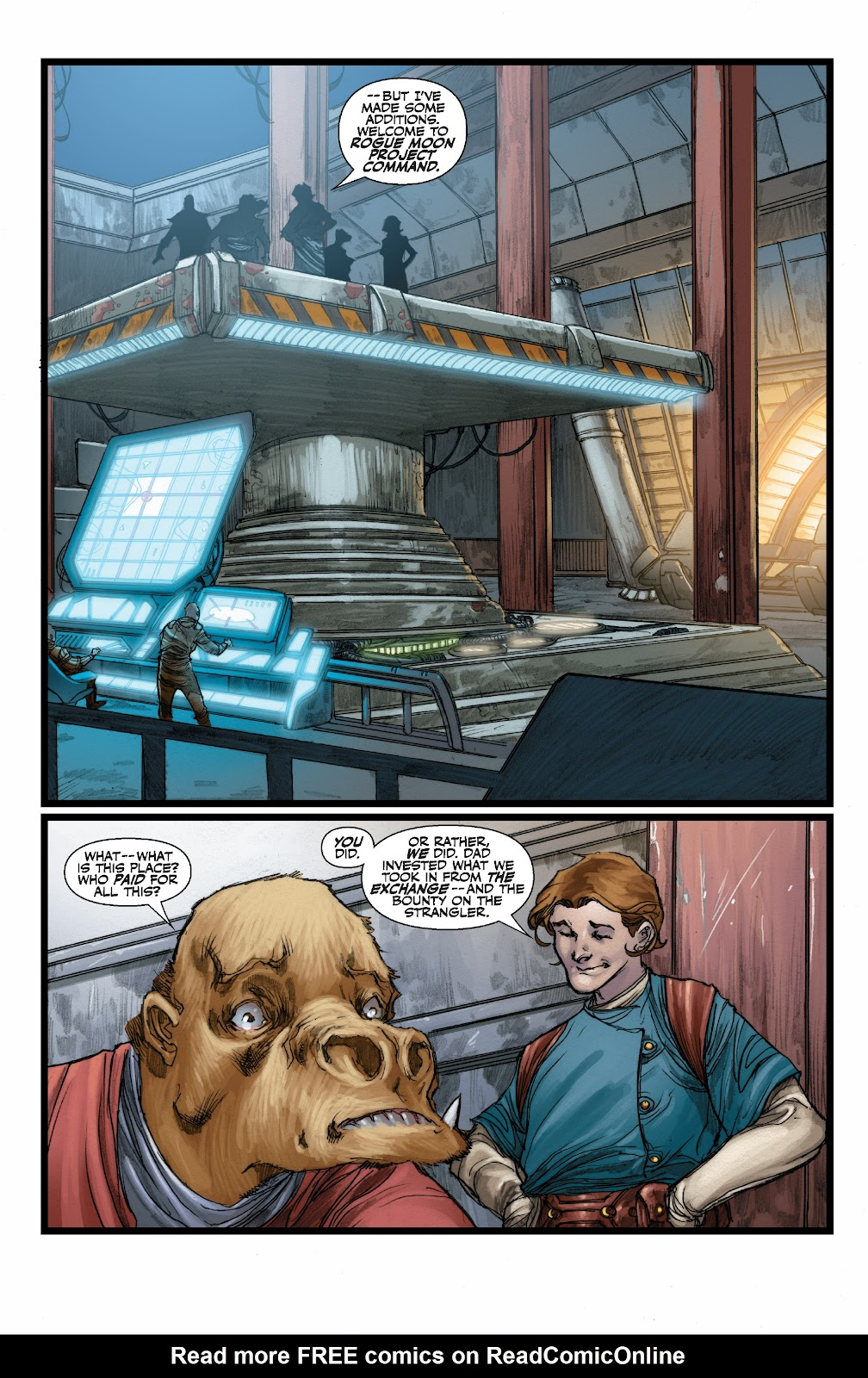 Read online Star Wars Legends: The Old Republic - Epic Collection comic -  Issue # TPB 3 (Part 3) - 51