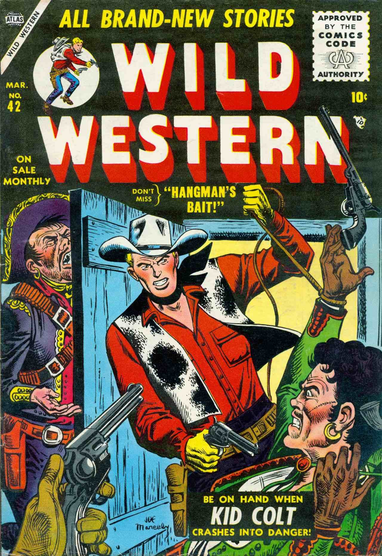 Wild Western 42 Page 1