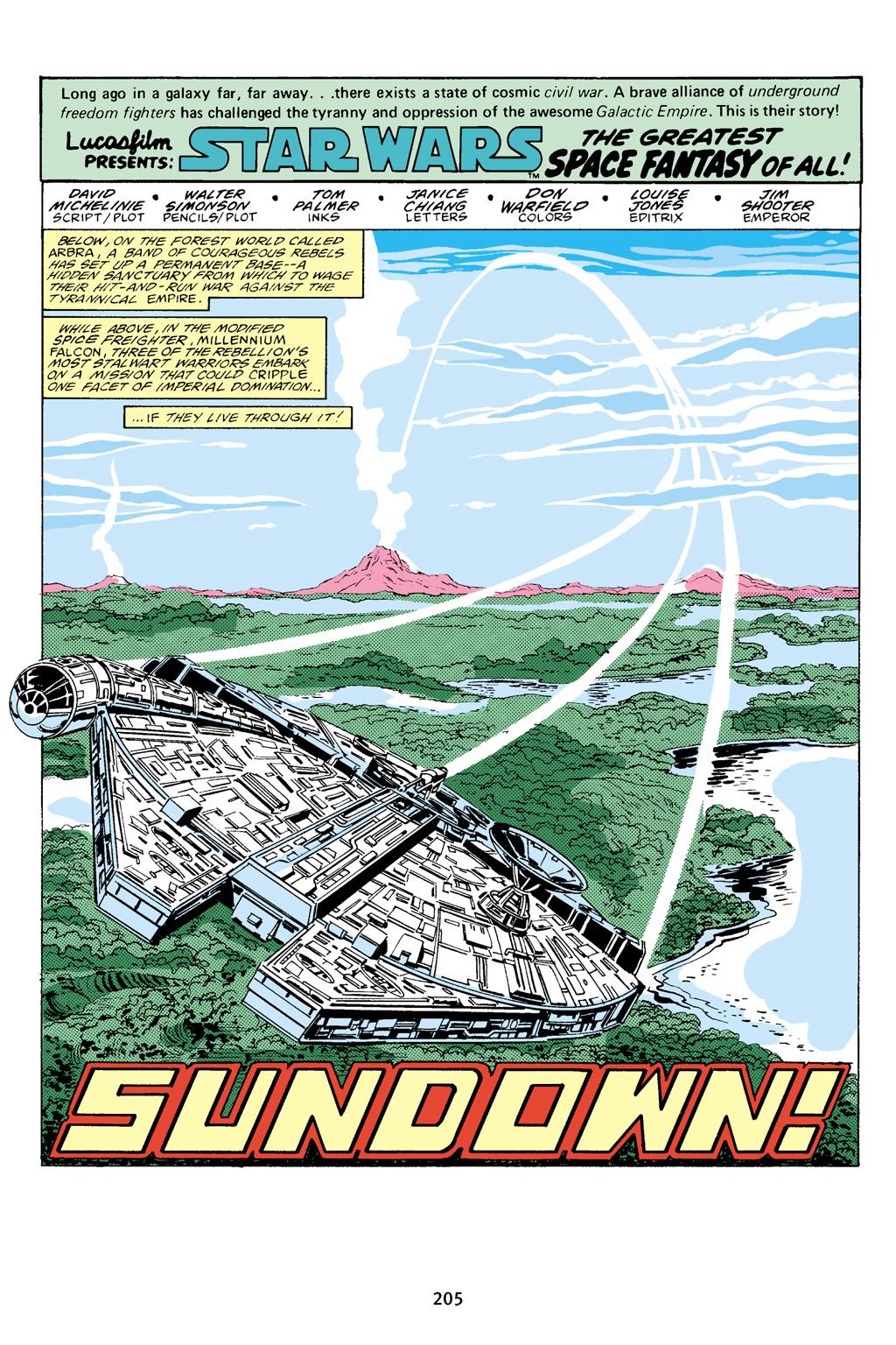 Read online Star Wars Omnibus comic -  Issue # Vol. 16 - 202