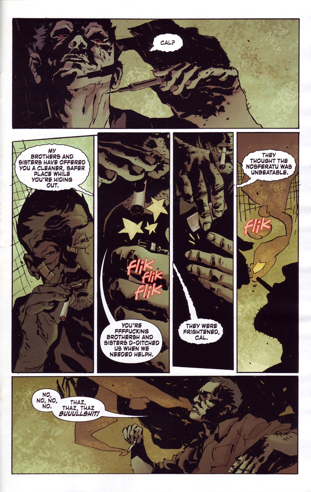 Criminal Macabre: My Demon Baby issue 1 - Page 7