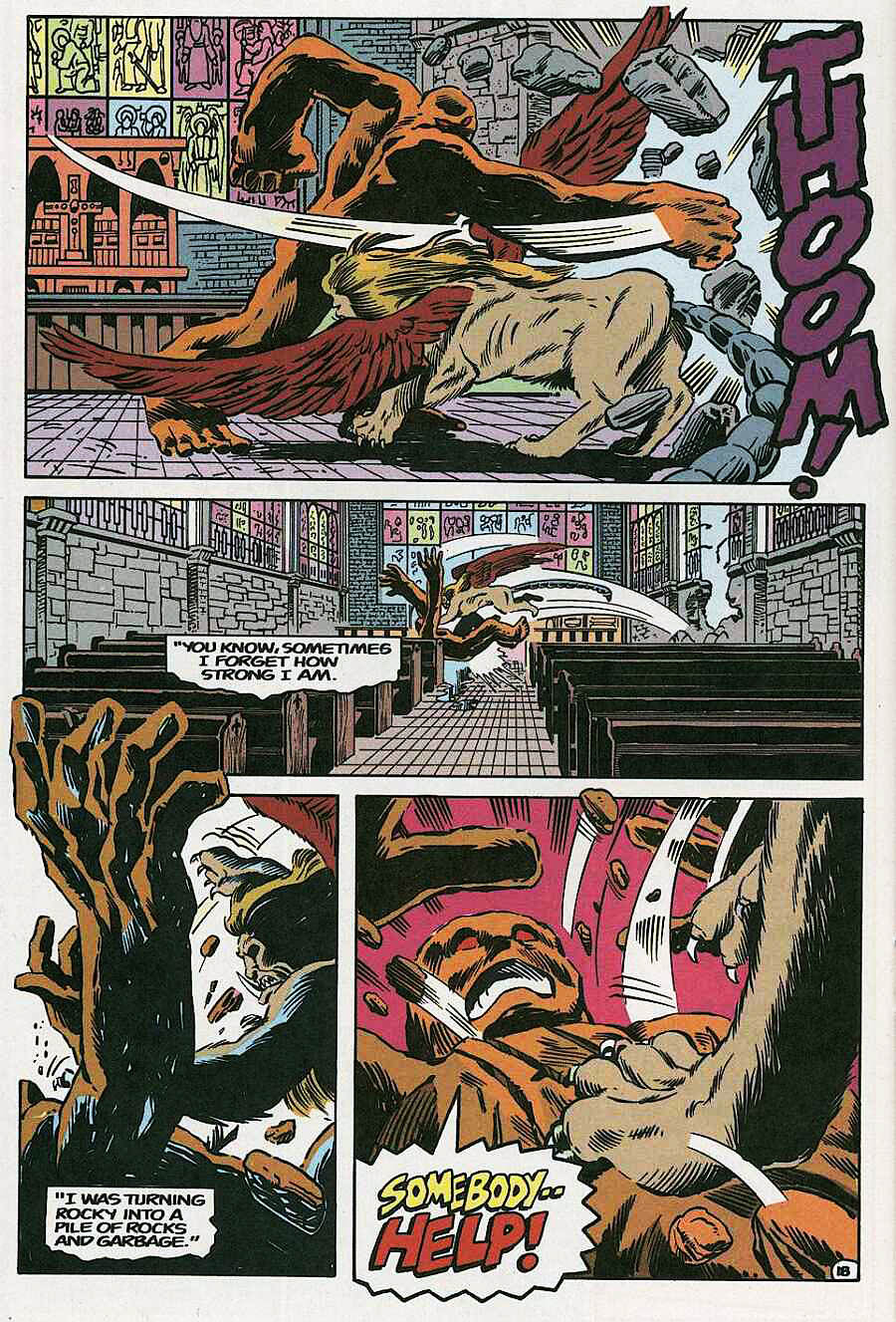 Elementals (1984) issue 19 - Page 20