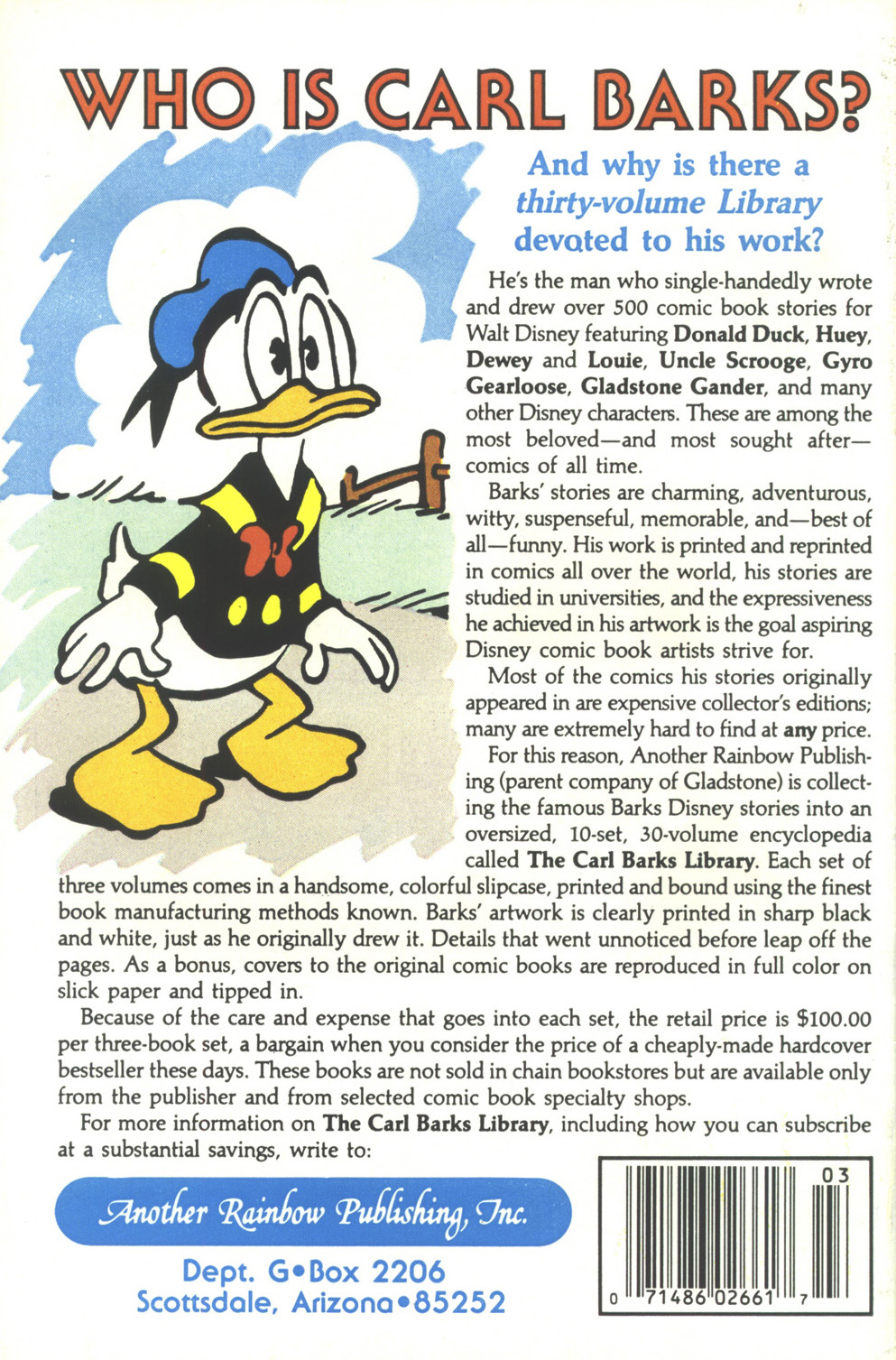 Read online Uncle Scrooge (1953) comic -  Issue #215 - 36