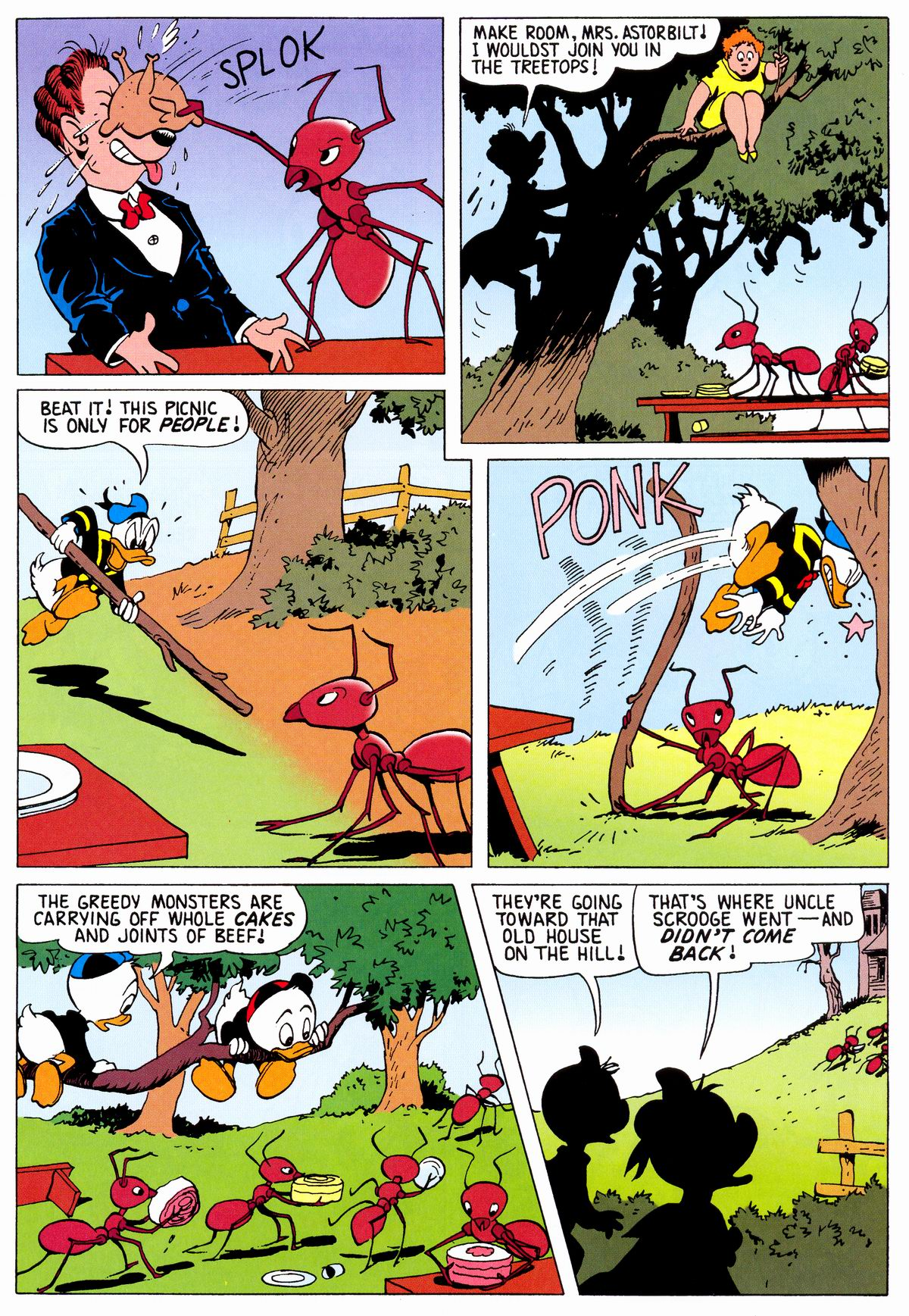 Read online Uncle Scrooge (1953) comic -  Issue #330 - 53