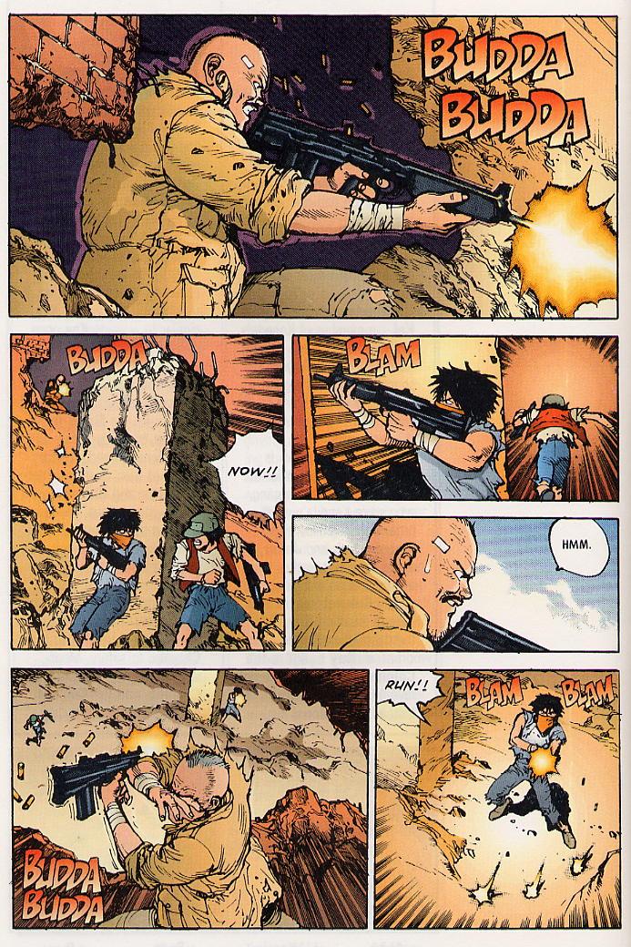 Read online Akira comic -  Issue #26 - 9