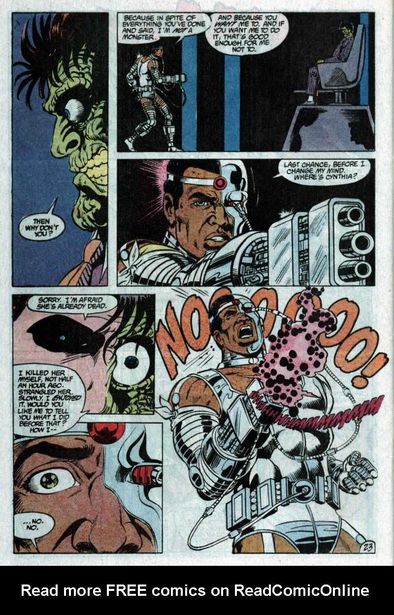 Teen Titans Spotlight issue 13 - Page 24