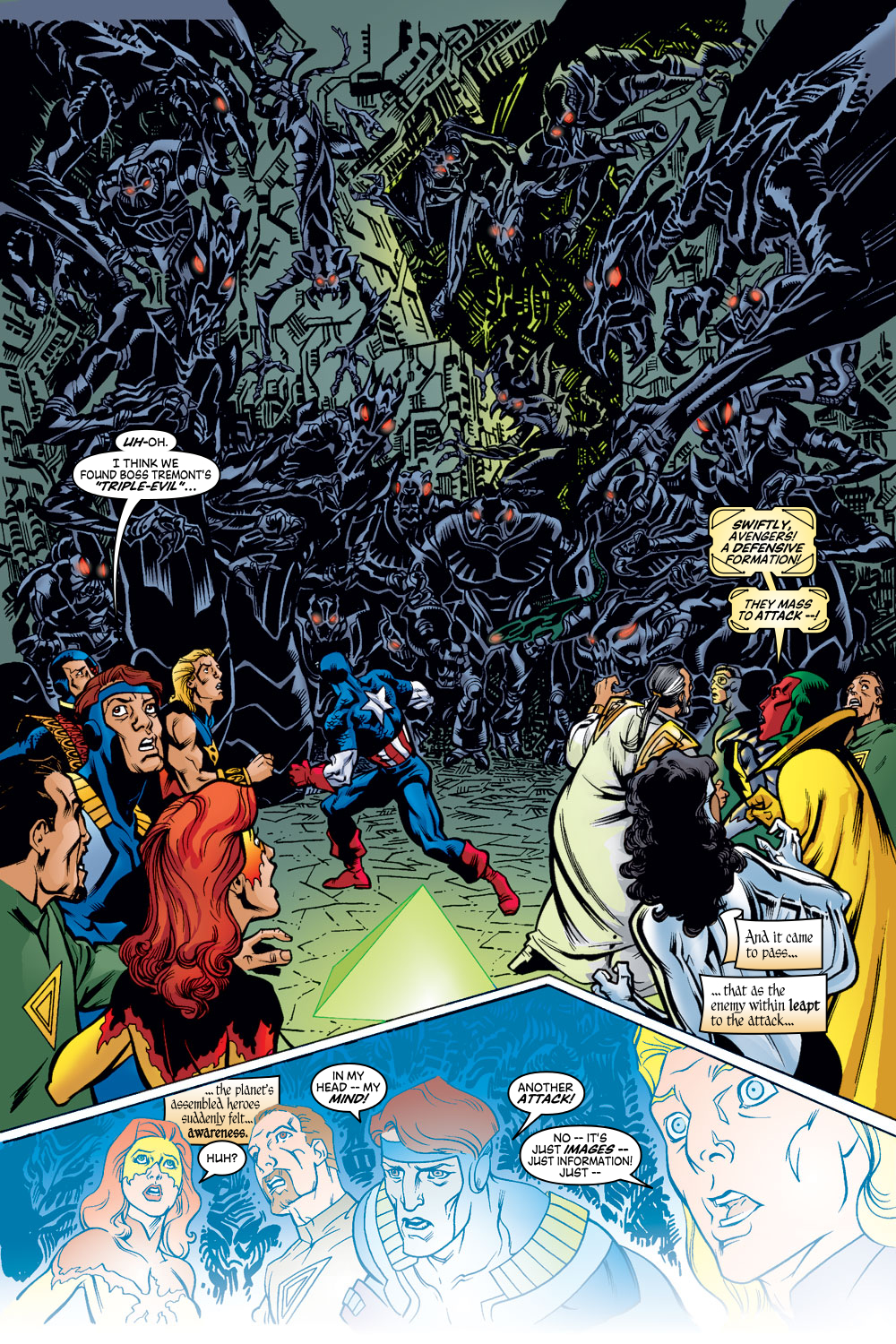Read online Avengers (1998) comic -  Issue #50 - 19