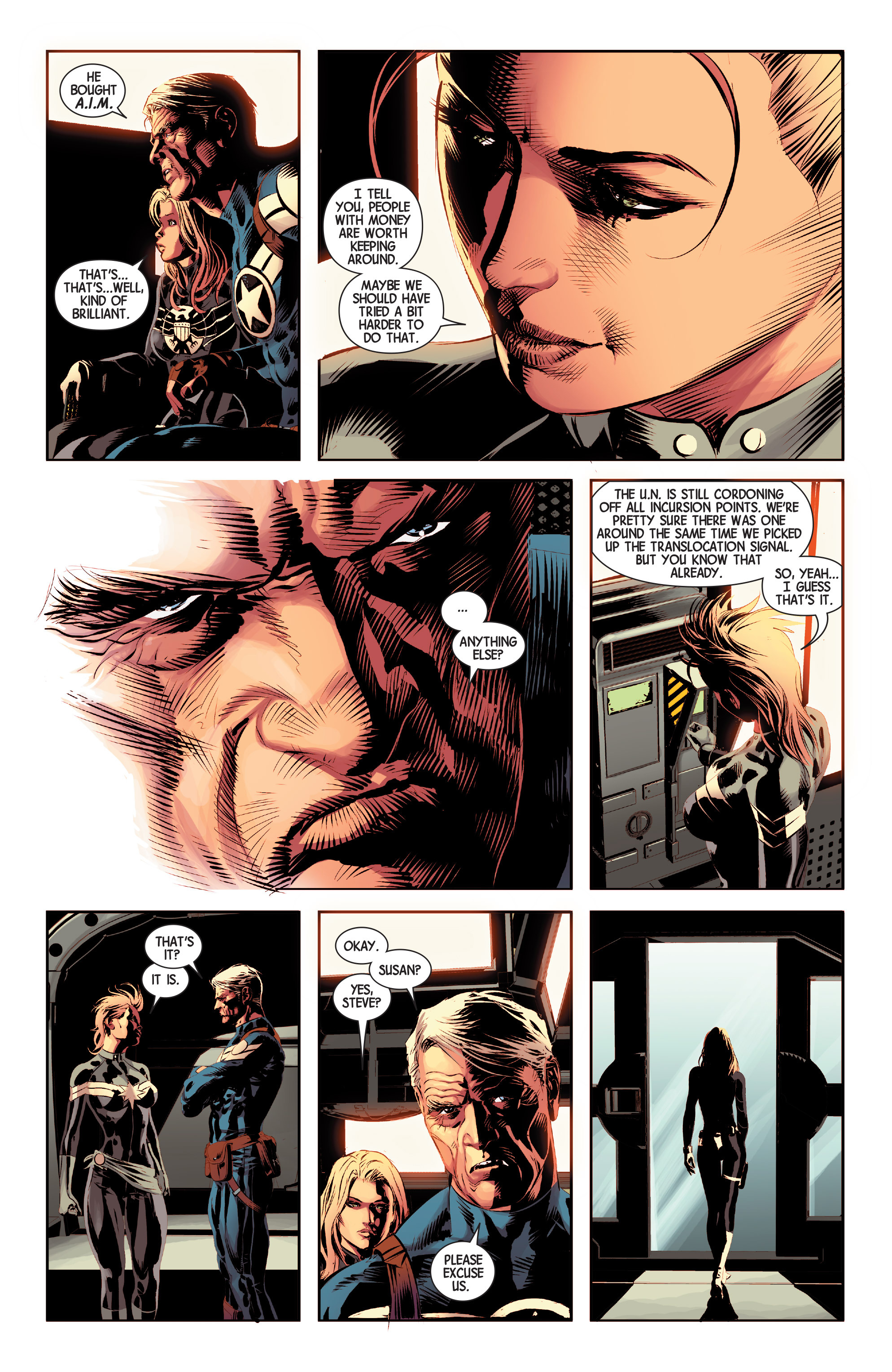 Read online Avengers (2013) comic -  Issue #37 - 22