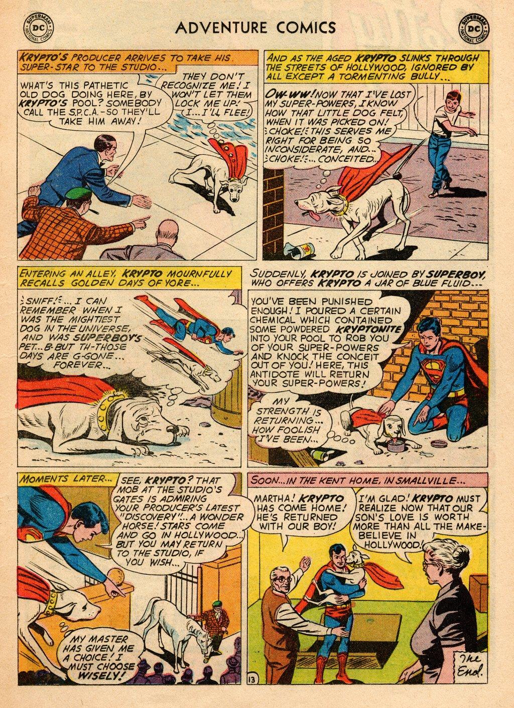 Read online Adventure Comics (1938) comic -  Issue #272 - 15