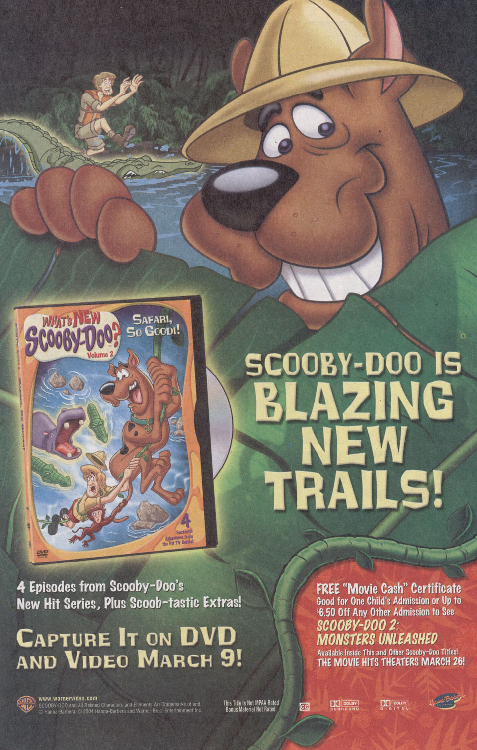 Read online Scooby-Doo (1997) comic -  Issue #82 - 15