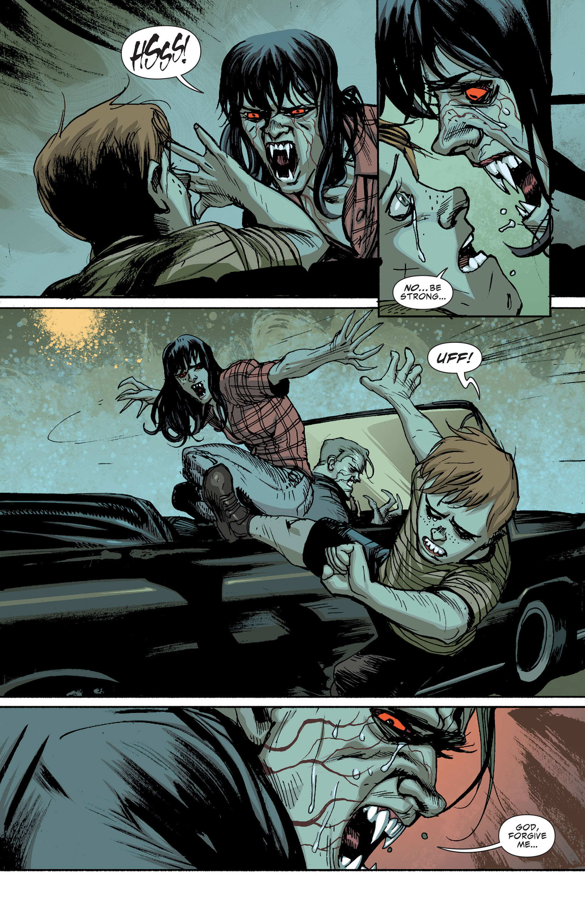 Read online American Vampire: The Long Road To Hell comic -  Issue # Full - 41
