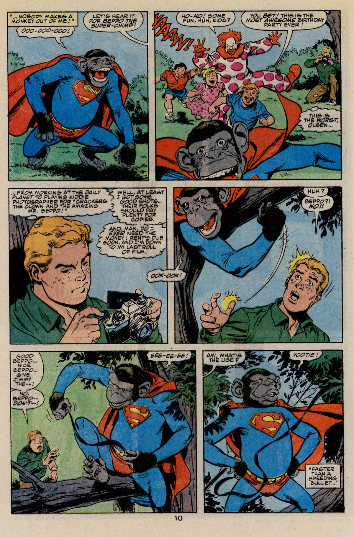 Read online Action Comics (1938) comic -  Issue #668 - 16