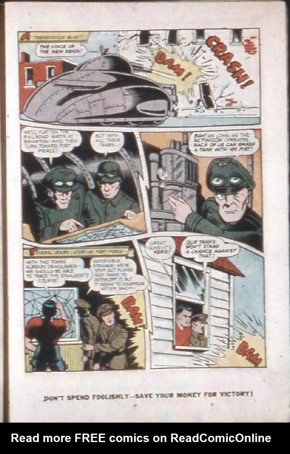Read online America's Best Comics comic -  Issue #11 - 17