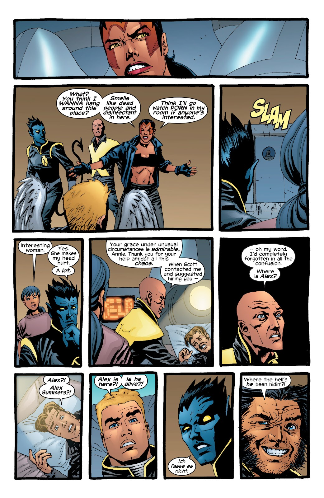 Read online X-Men: Unstoppable comic -  Issue # TPB (Part 1) - 87