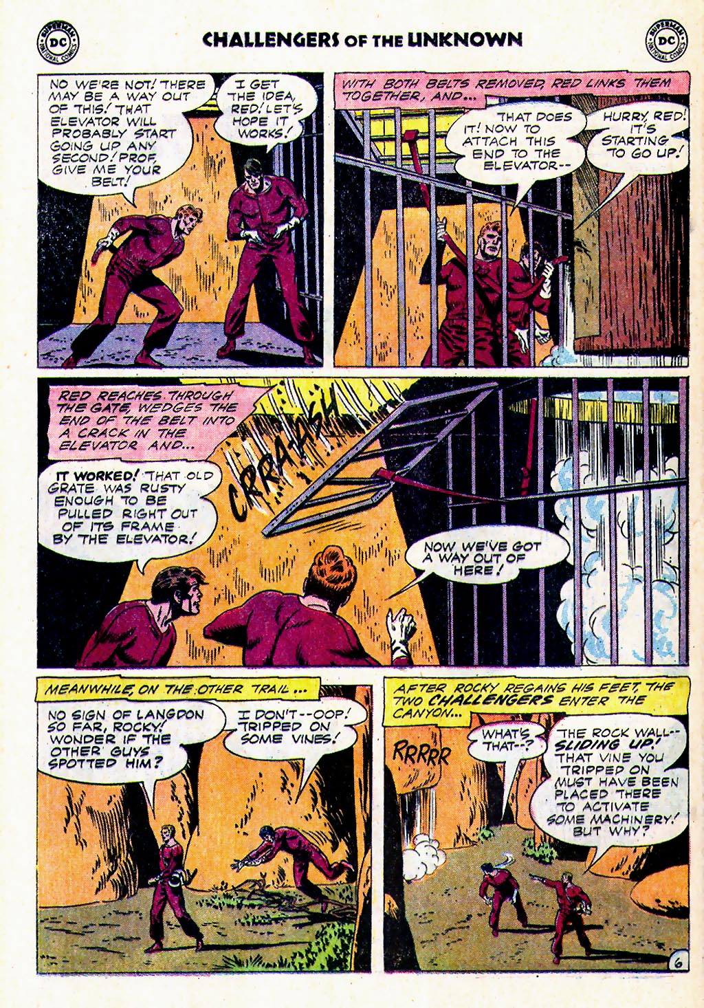 Challengers of the Unknown (1958) issue 23 - Page 8
