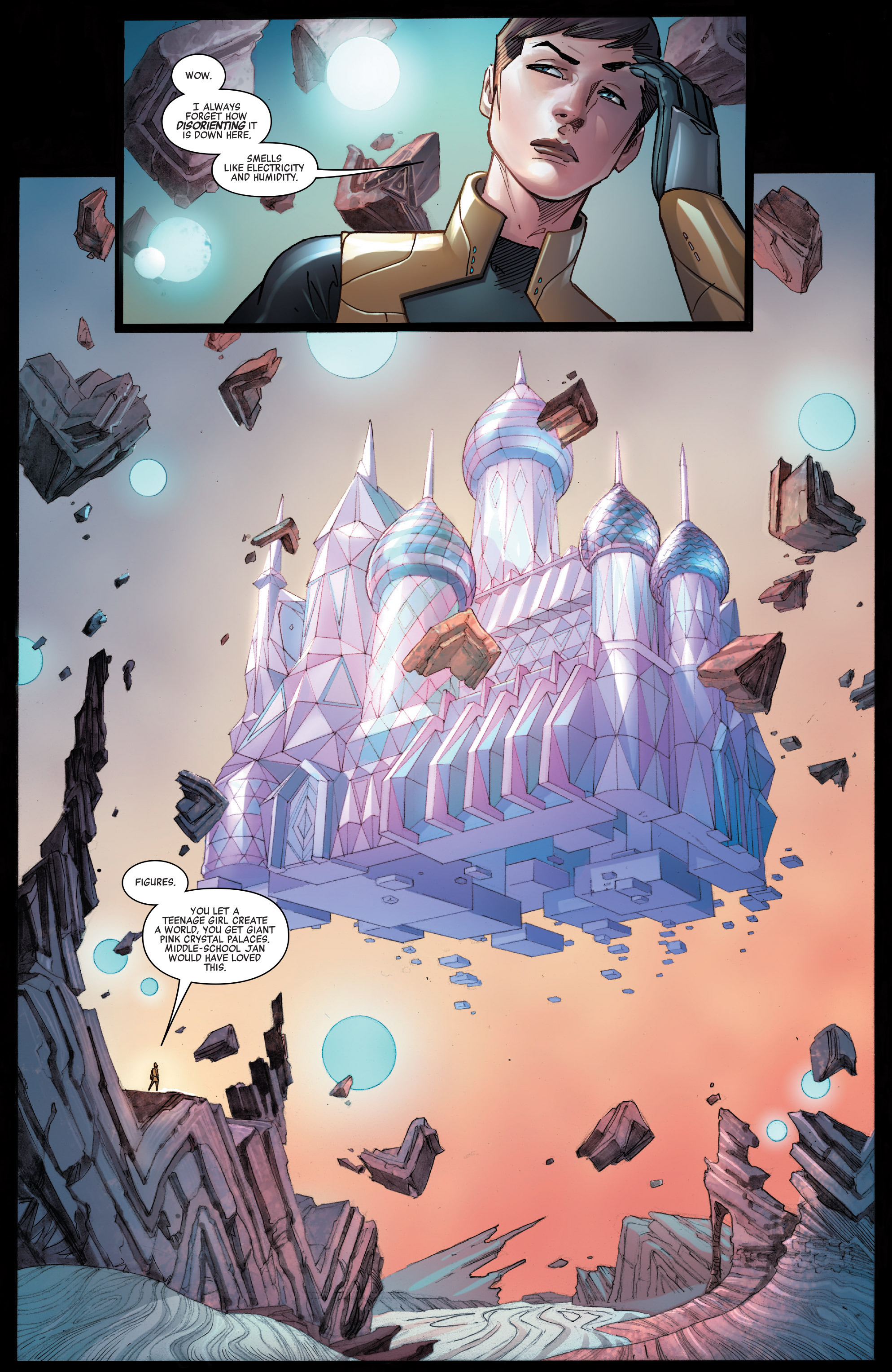 Read online All-New, All-Different Avengers comic -  Issue #14 - 17