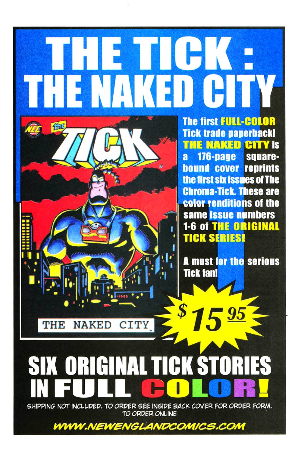 Read online The Tick: Days of Drama comic -  Issue #3 - 27