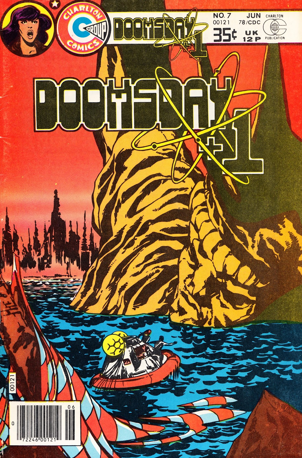 Read online Doomsday   1 (1975) comic -  Issue #7 - 1