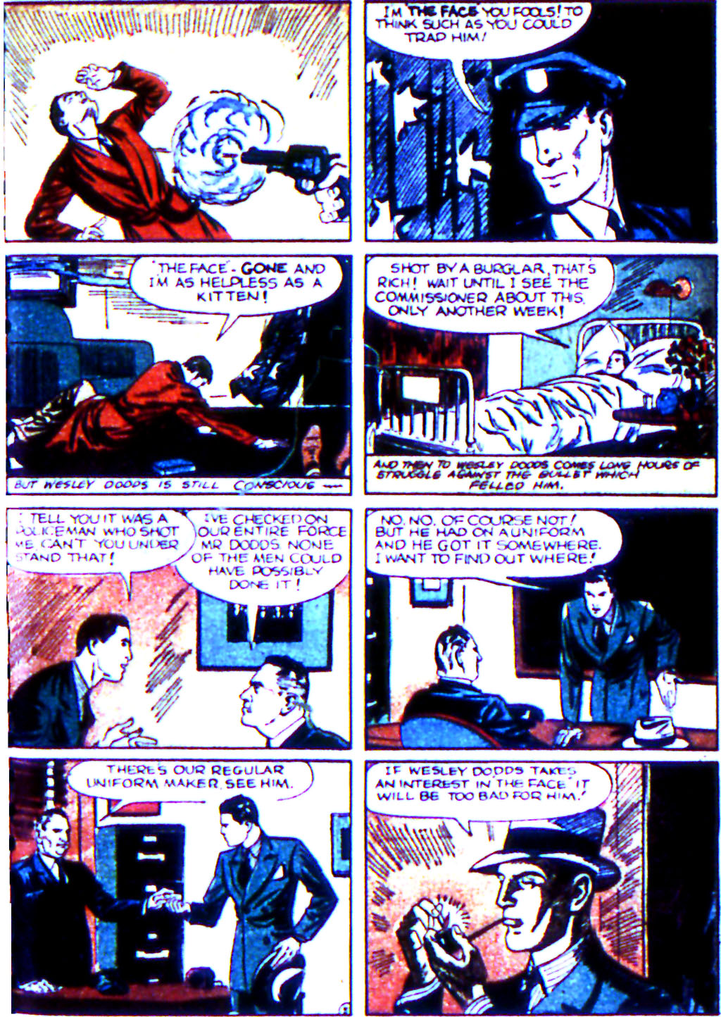 Read online Adventure Comics (1938) comic -  Issue #44 - 5