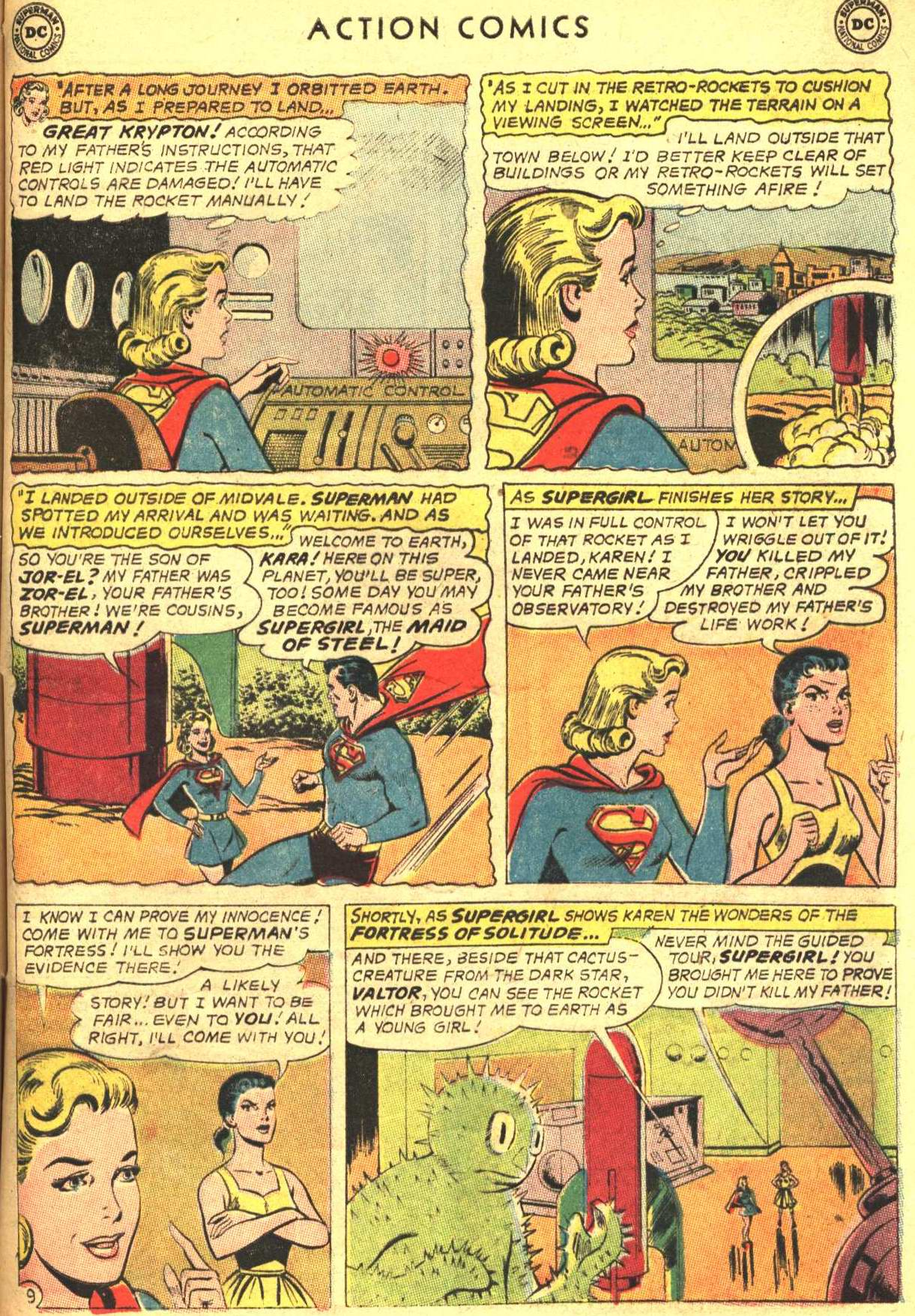 Read online Action Comics (1938) comic -  Issue #305 - 29