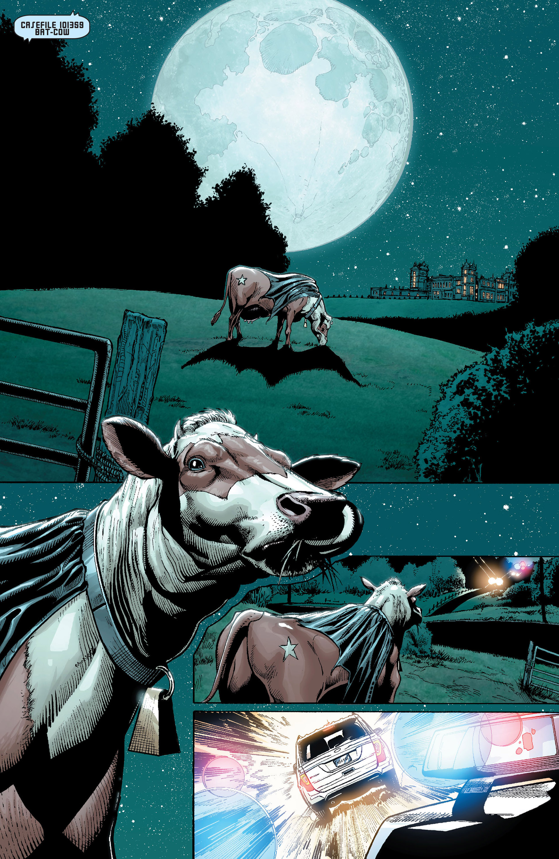 Read online Batman Incorporated (2012) comic -  Issue # _Special 1 - 33