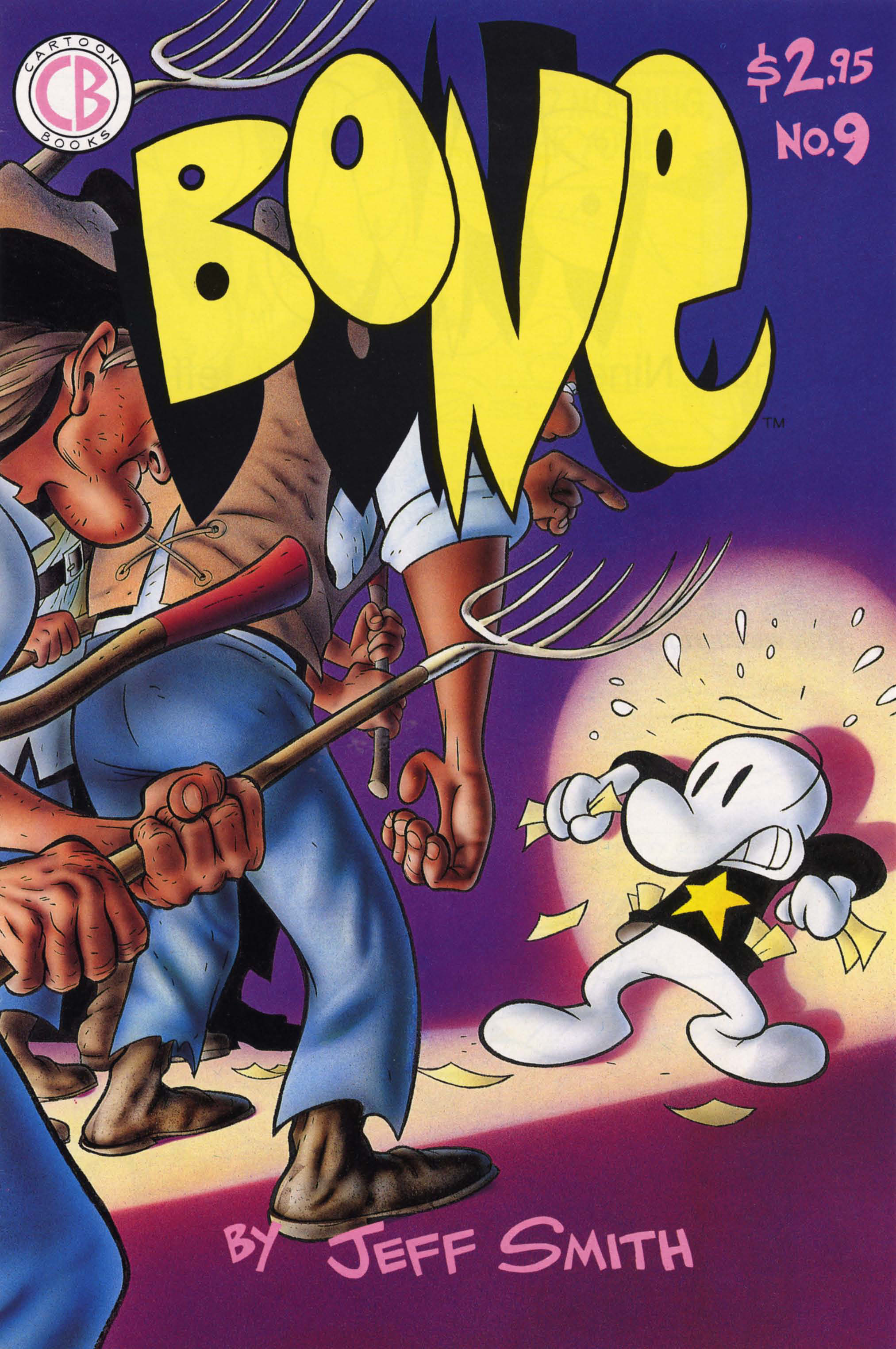 Bone (1991) 9 Page 1