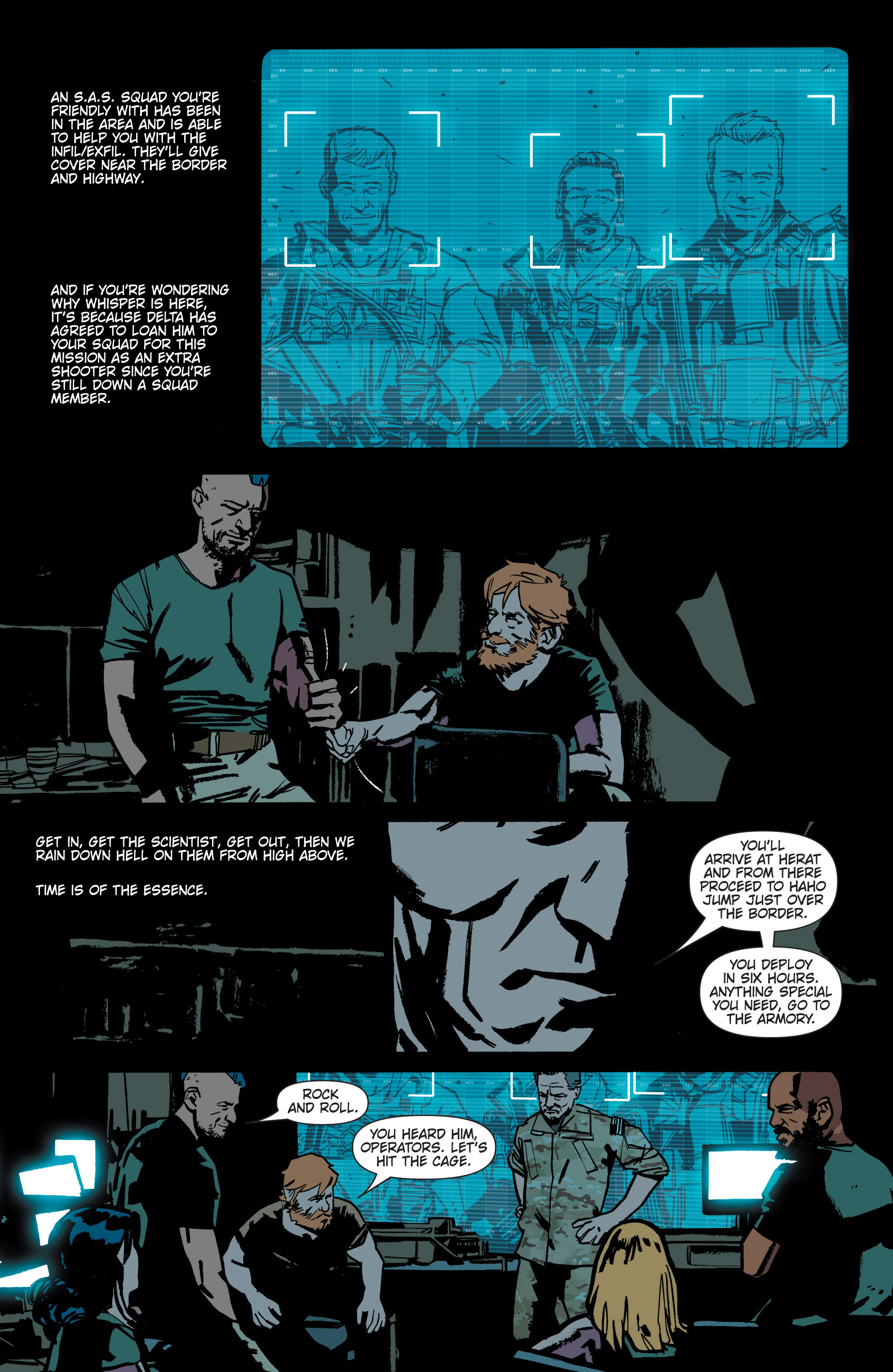 Read online The Activity comic -  Issue #15 - 18
