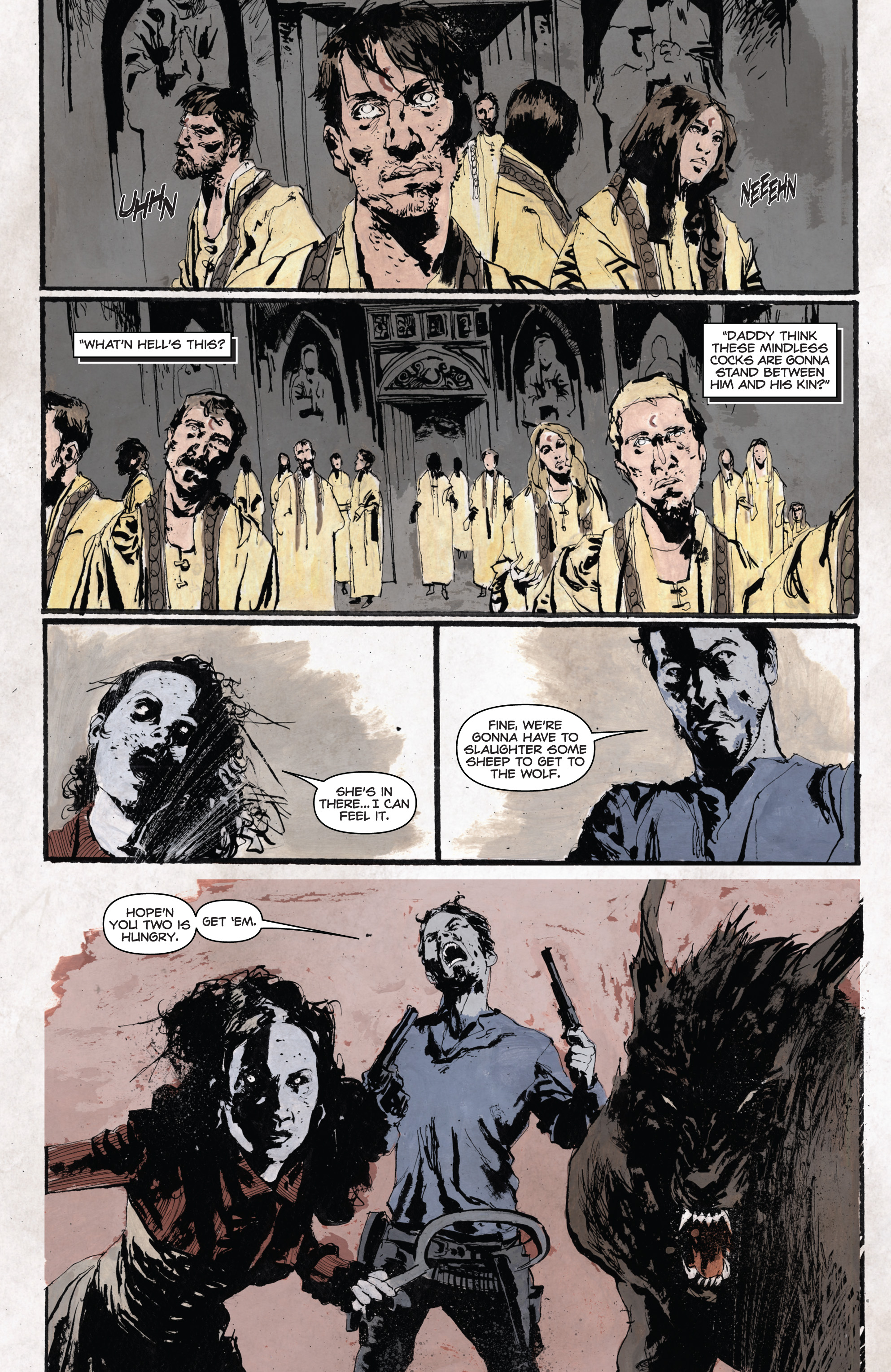 Read online Dead Irons comic -  Issue # TPB - 84