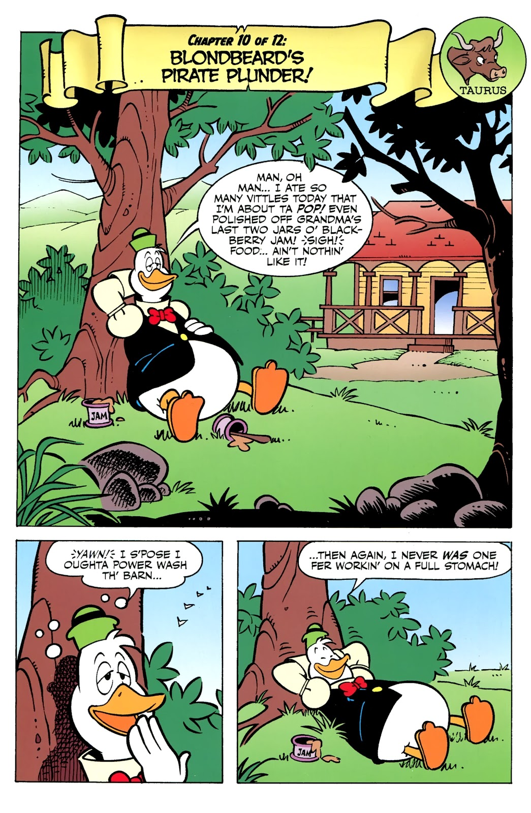 Walt Disney's Comics and Stories issue 730 - Page 14
