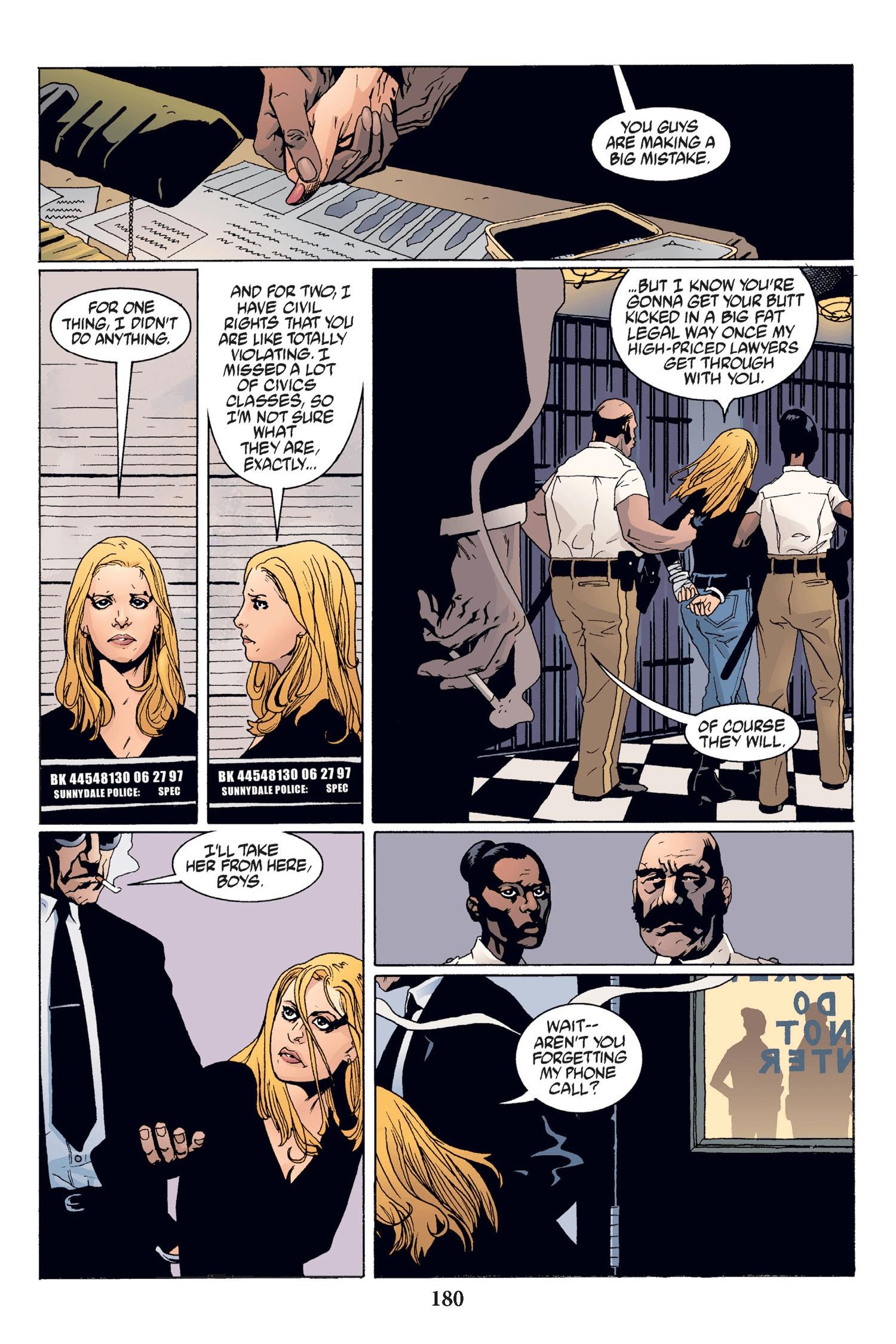 Read online Buffy the Vampire Slayer: Omnibus comic -  Issue # TPB 2 - 174