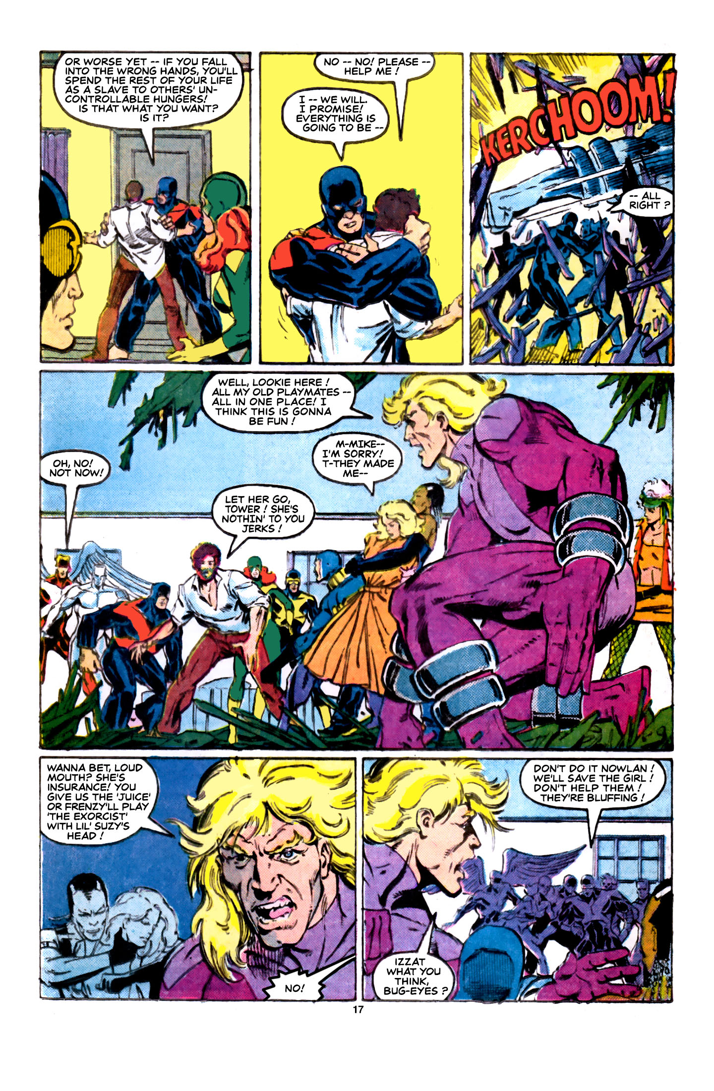 Read online X-Factor (1986) comic -  Issue #5 - 18