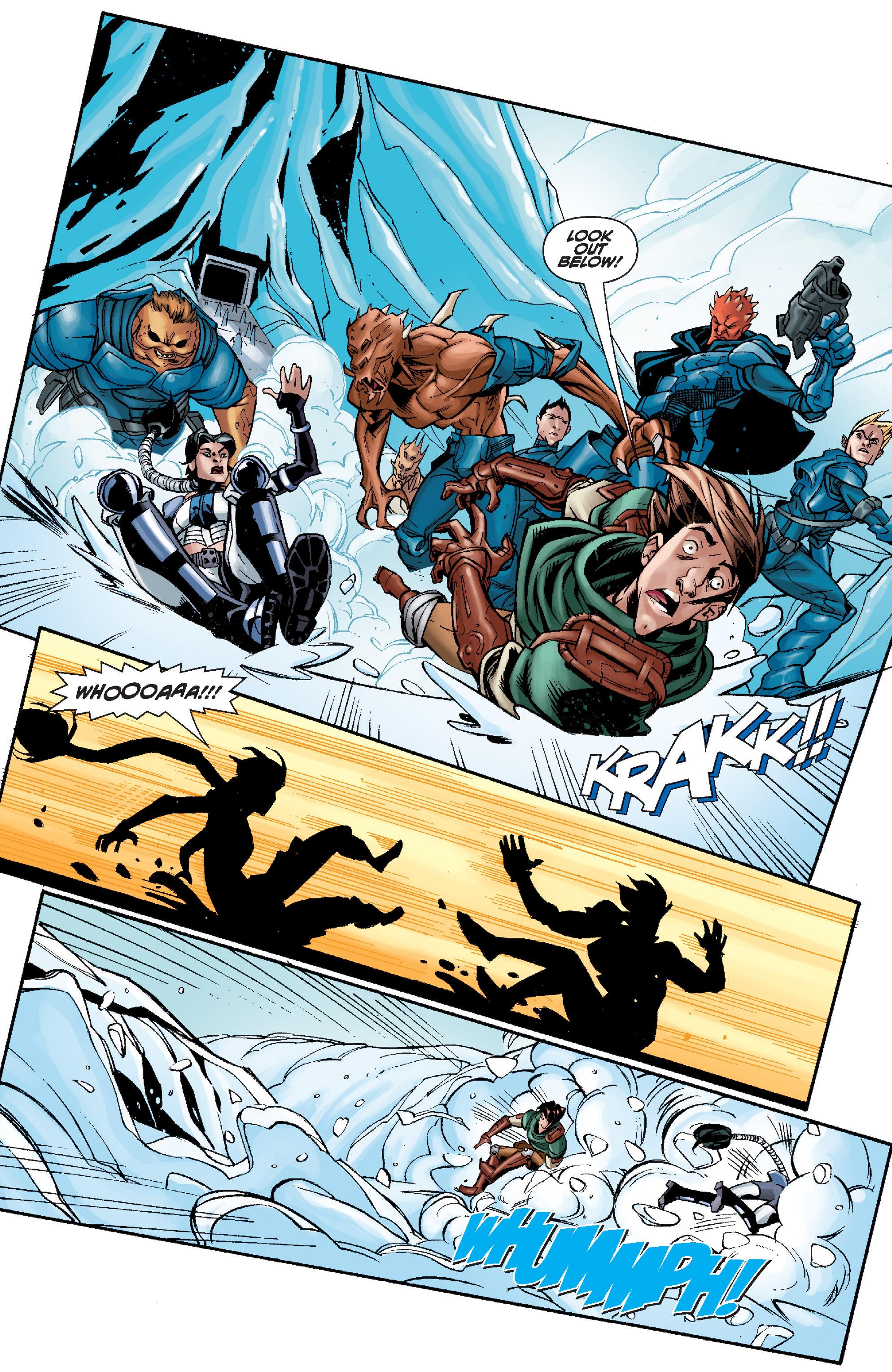 Read online Star Wars Omnibus comic -  Issue # Vol. 32 - 192