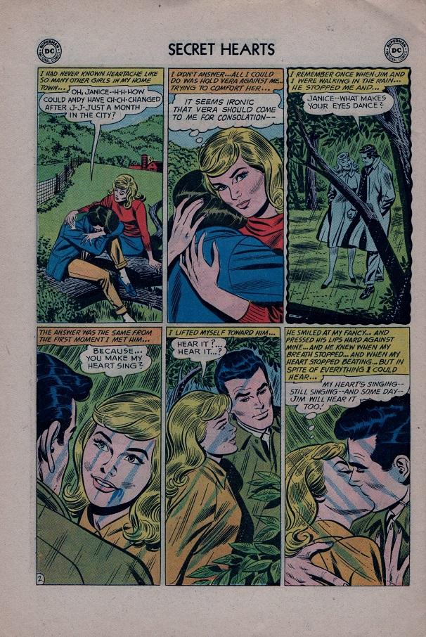 Read online Secret Hearts comic -  Issue #79 - 28
