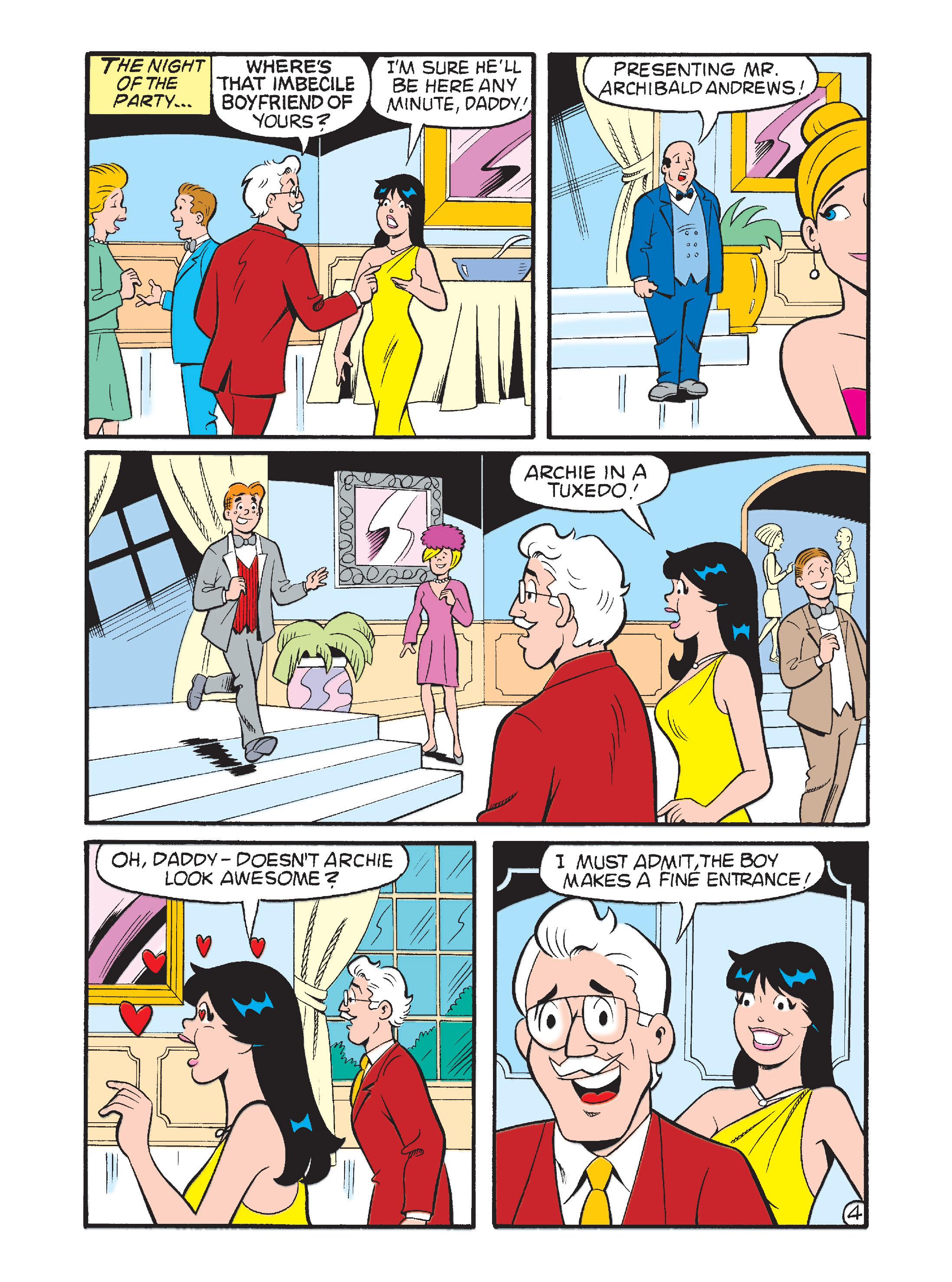 Read online Archie 1000 Page Comics Bonanza comic -  Issue #2 (Part 2) - 166