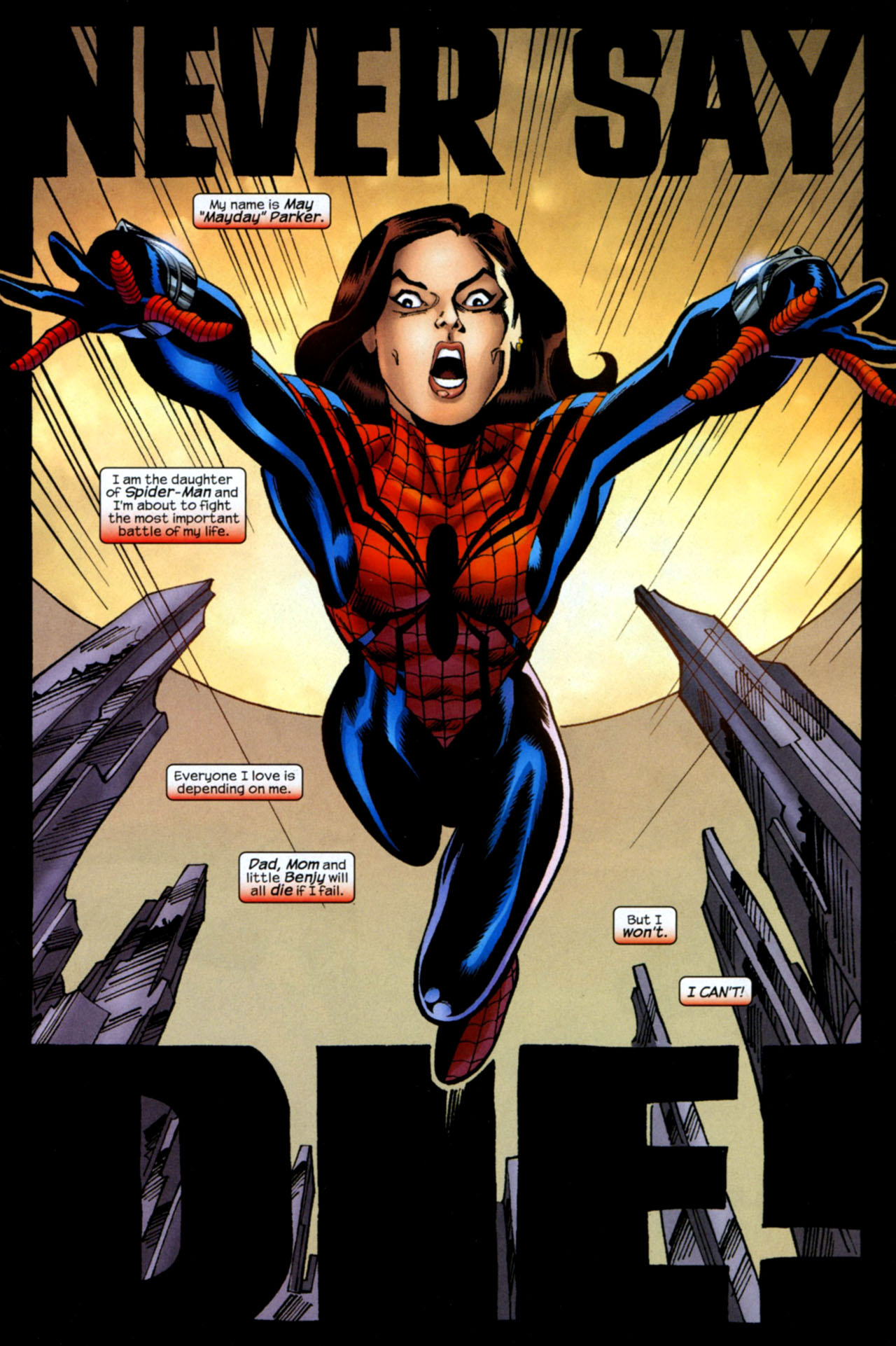 Read online Amazing Spider-Girl comic -  Issue #30 - 2